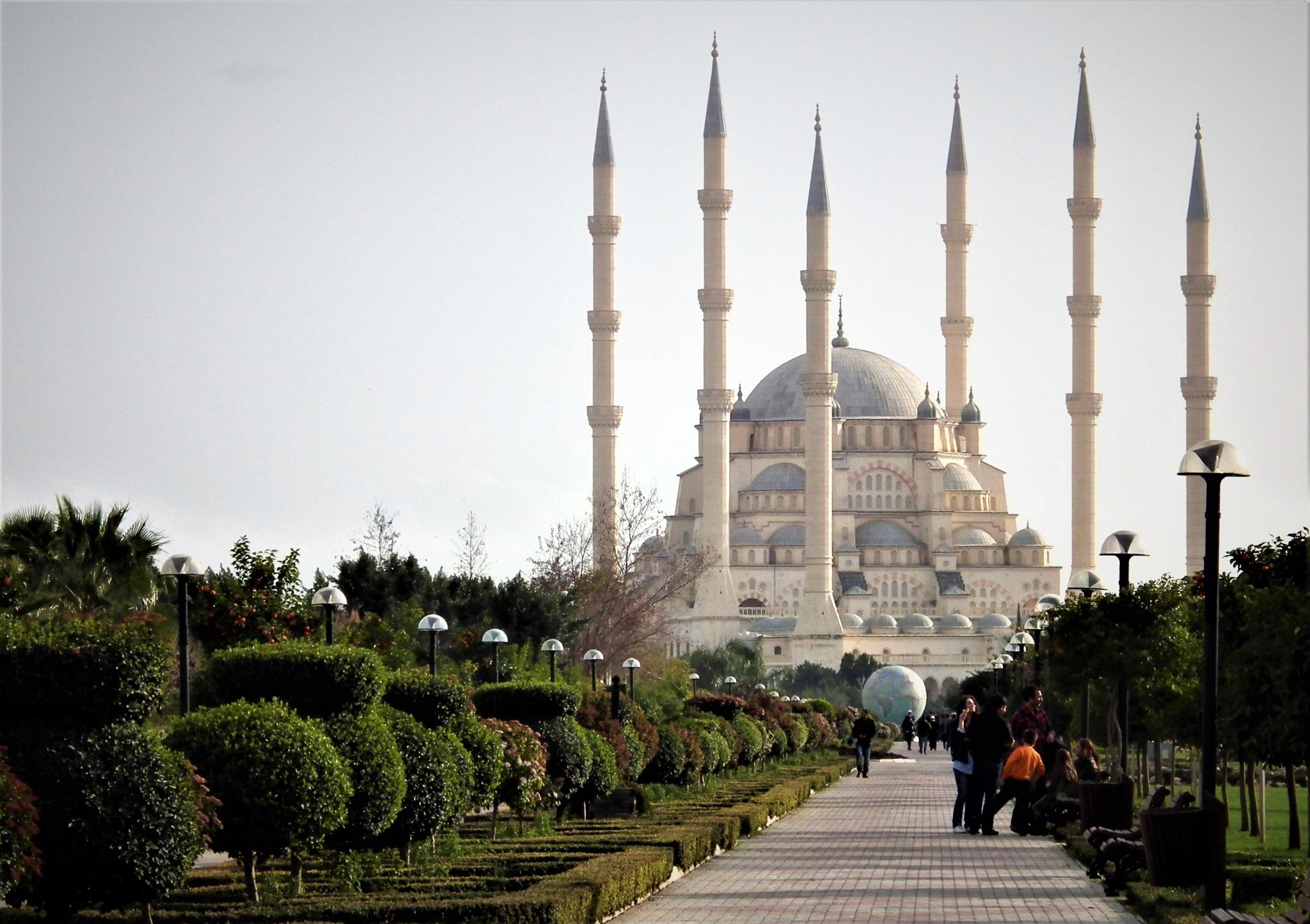 6875... Sabancı Mosque... by Bedirhan Küpeli