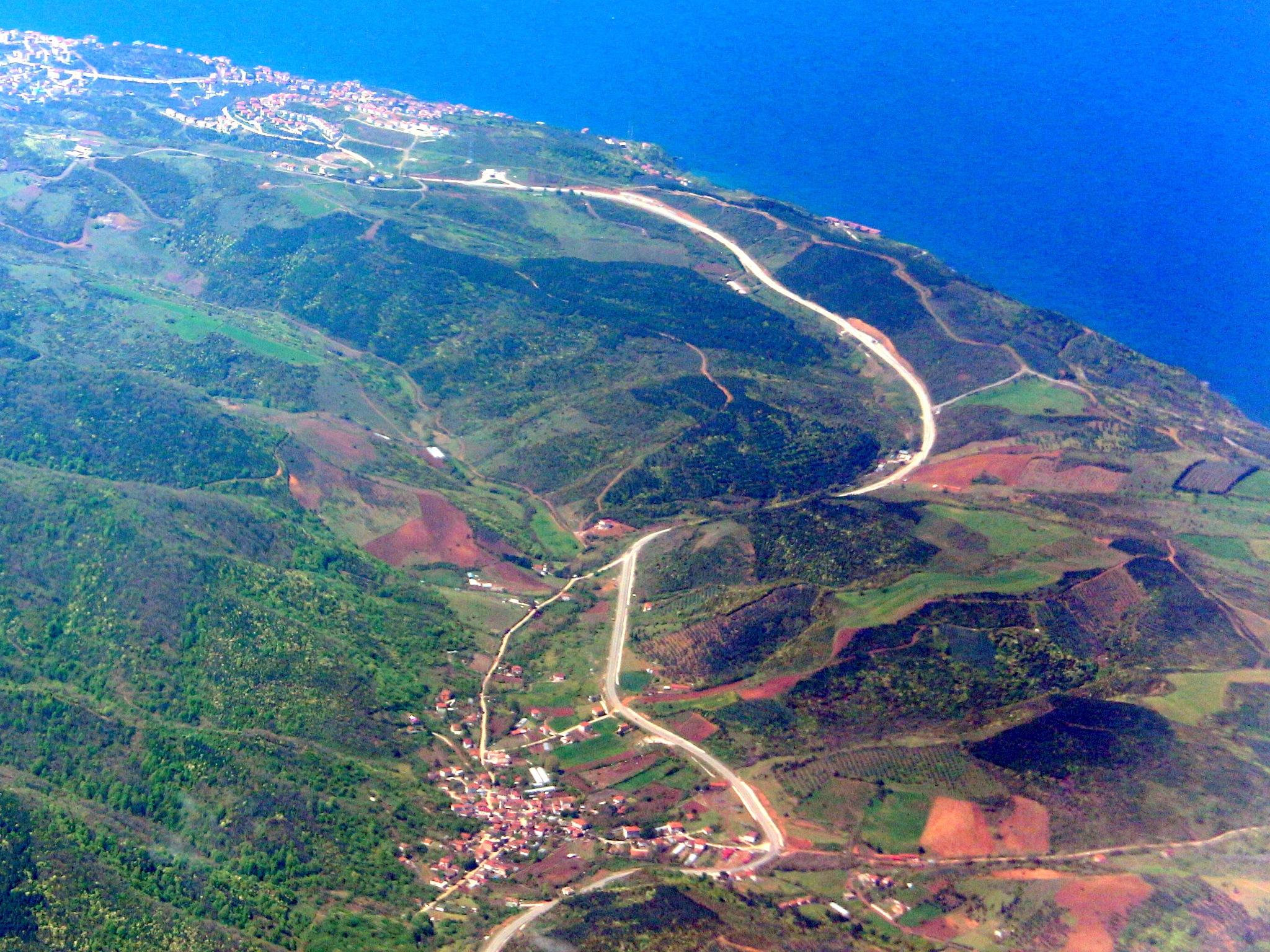 5880...view from the plane... by Bedirhan Küpeli