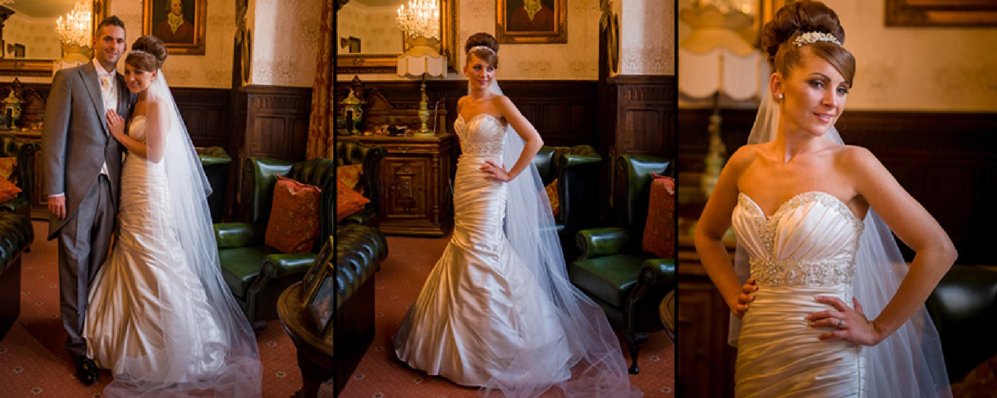 Bride Groom  by aledoldfield