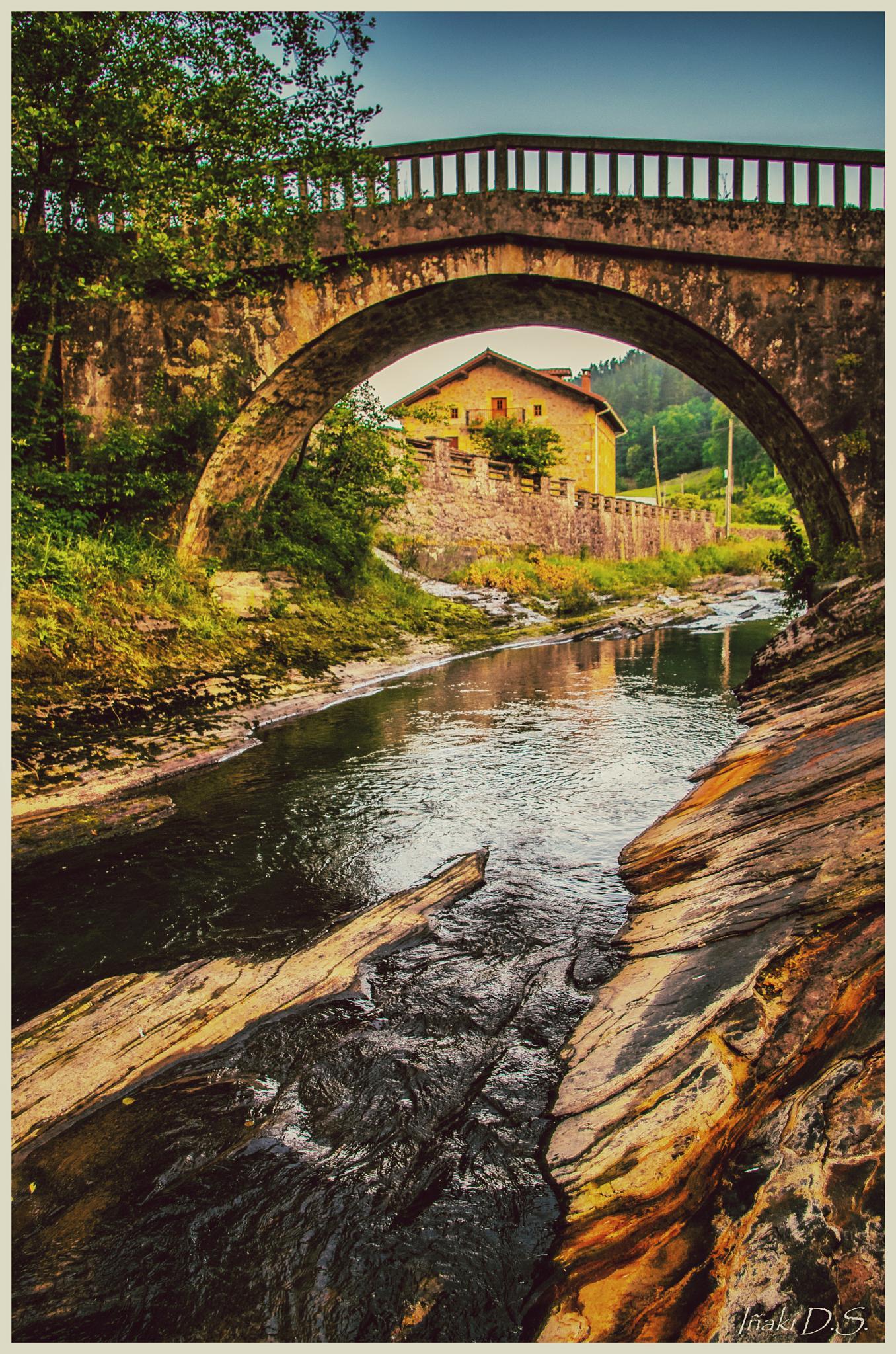 Bajo el puente de Orozco by inaki.domin
