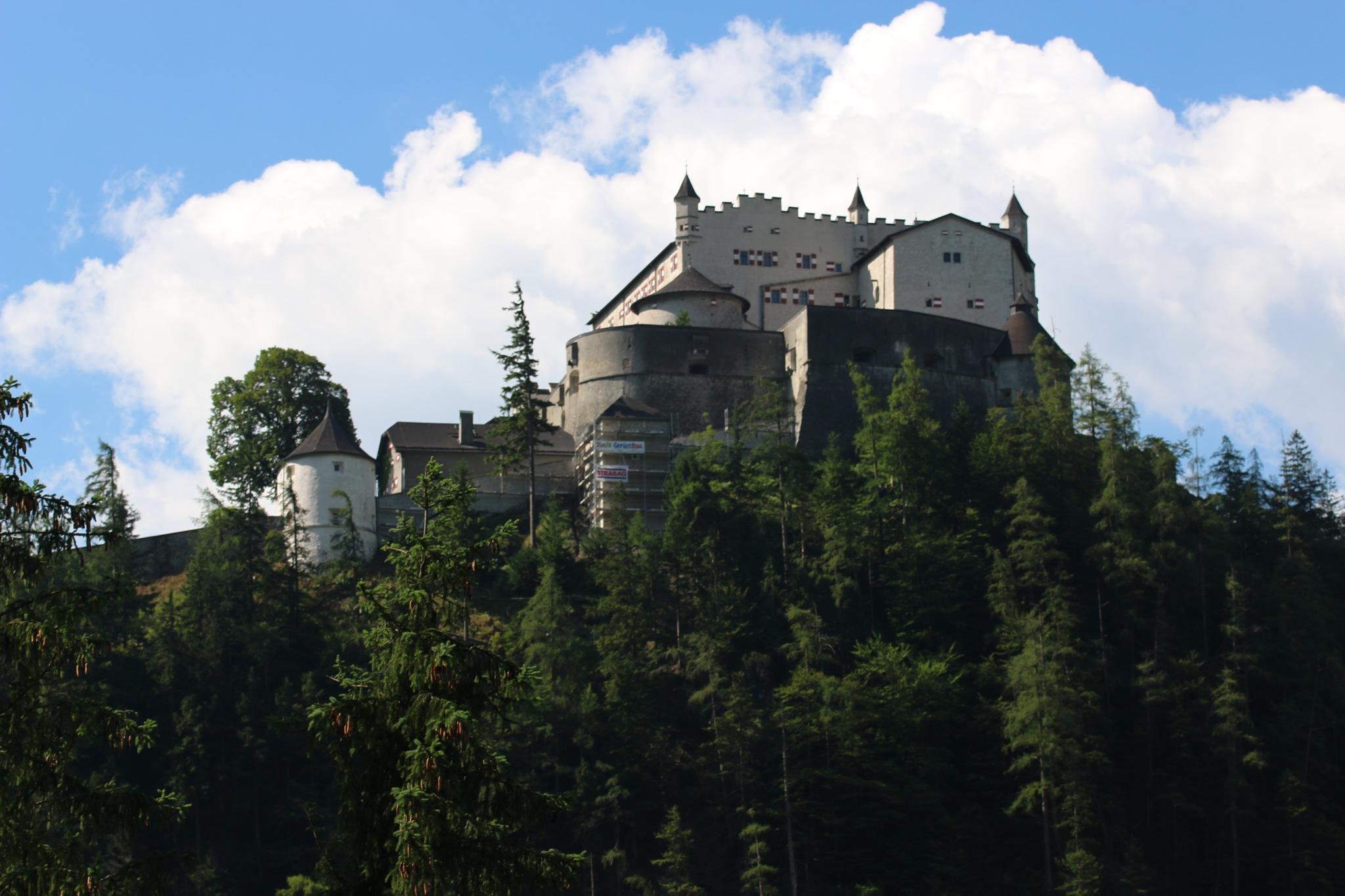 castle by Karsten Larsen