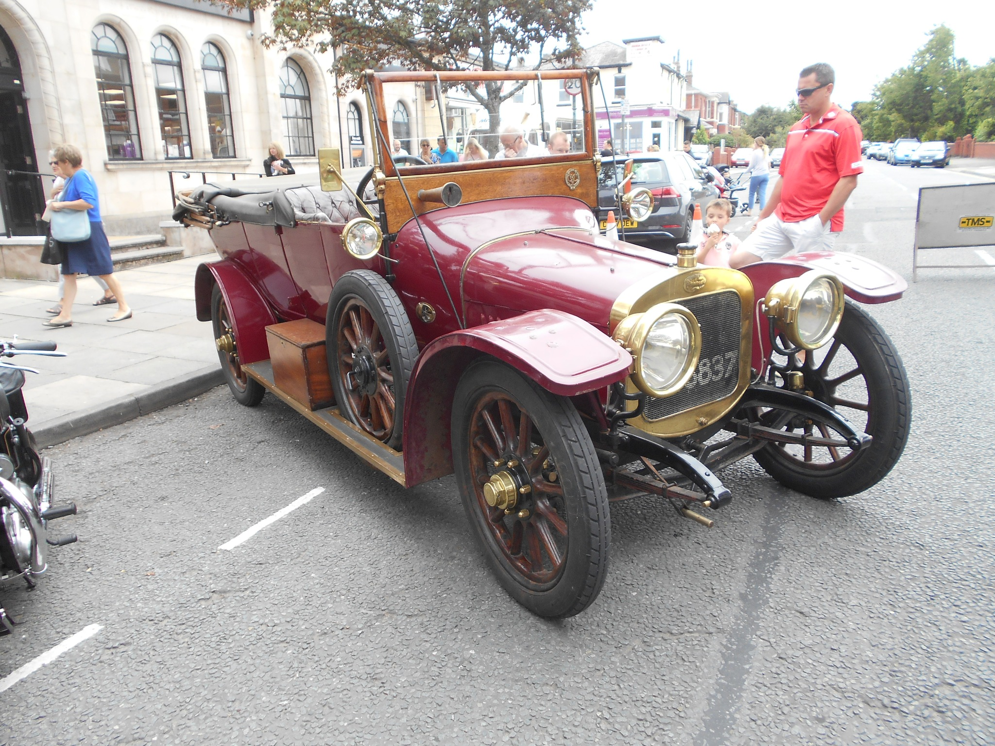Happy one hundred years on the road. by bestwick.annette