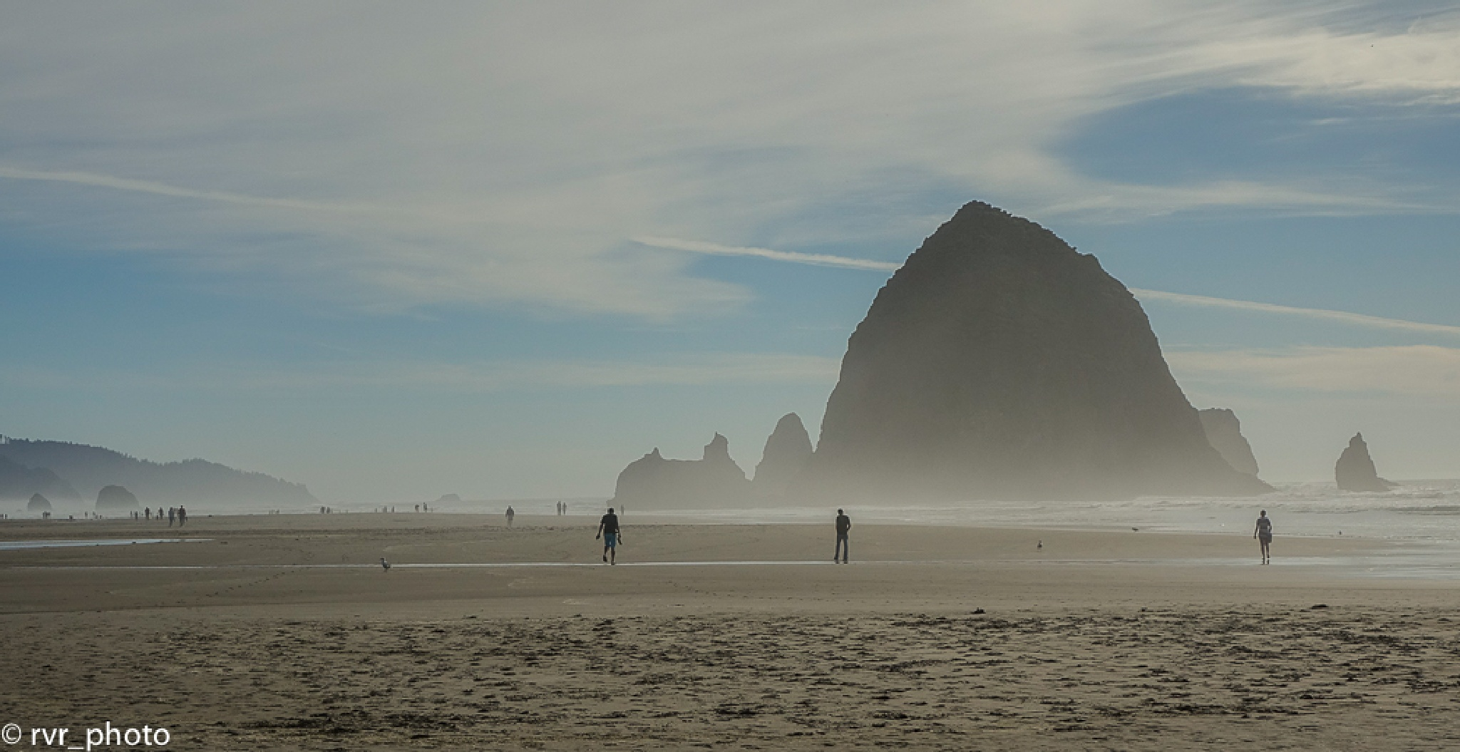 Cannon Beach - Oregon Cost by Rafael
