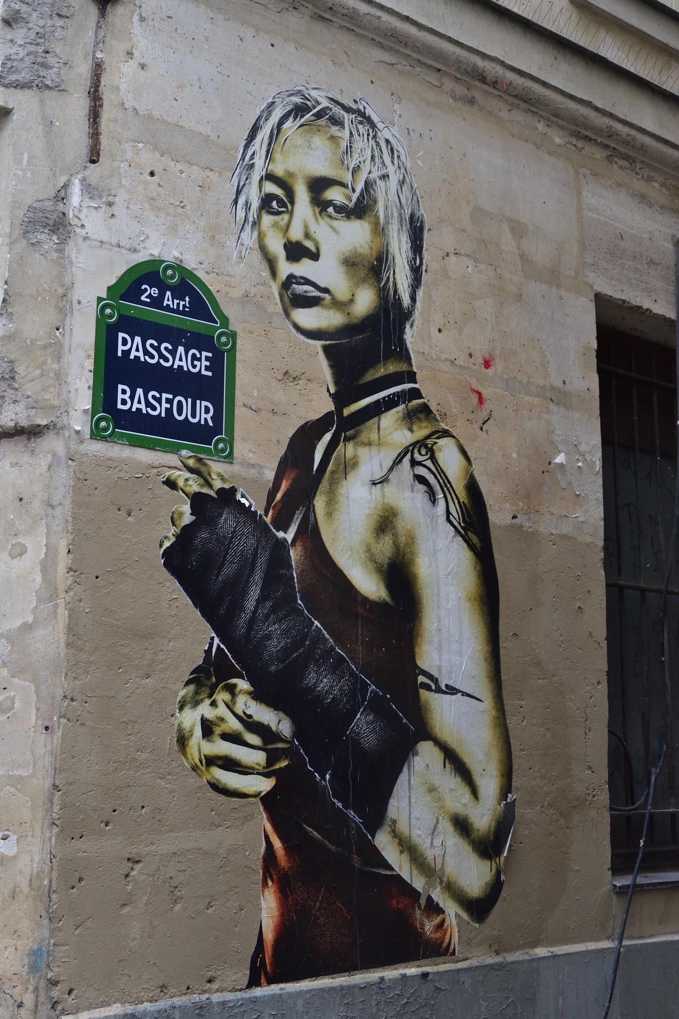 Street Art by Vagn Arvesen