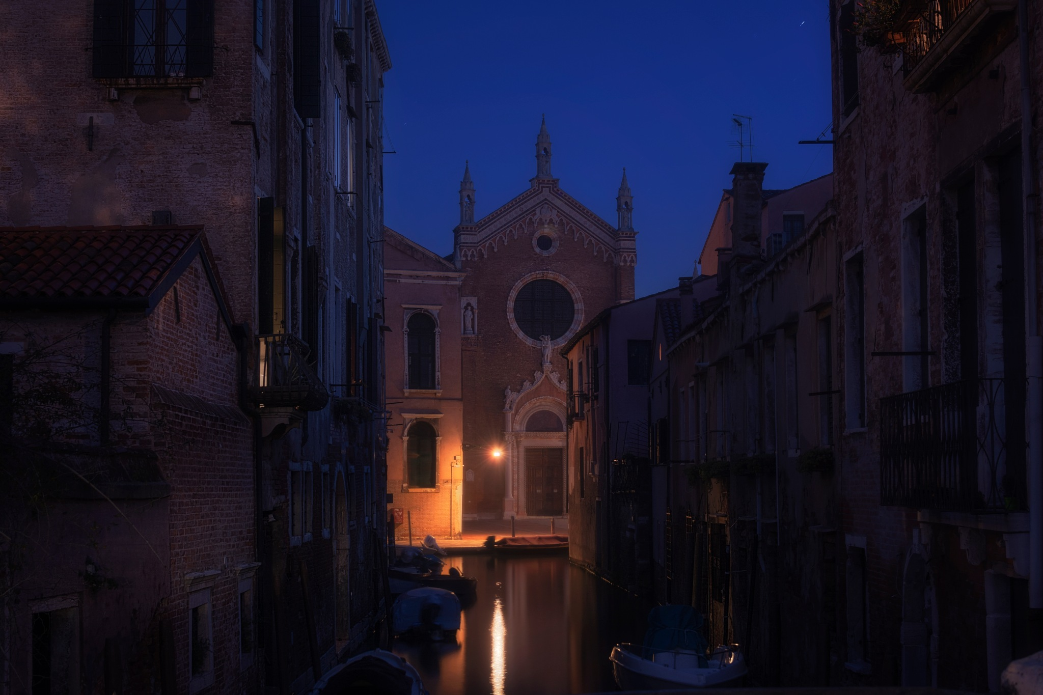 Venetian paths 128(Madonna dell'Orto)   by mauriziofecchio