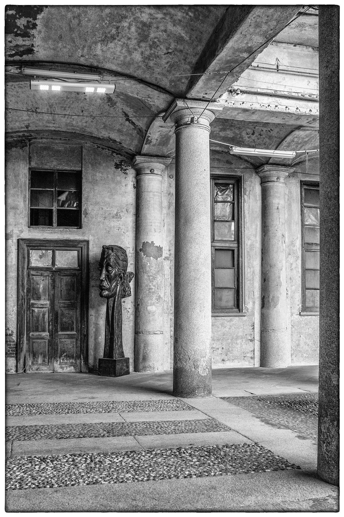 casa bossi Novara by bcorech