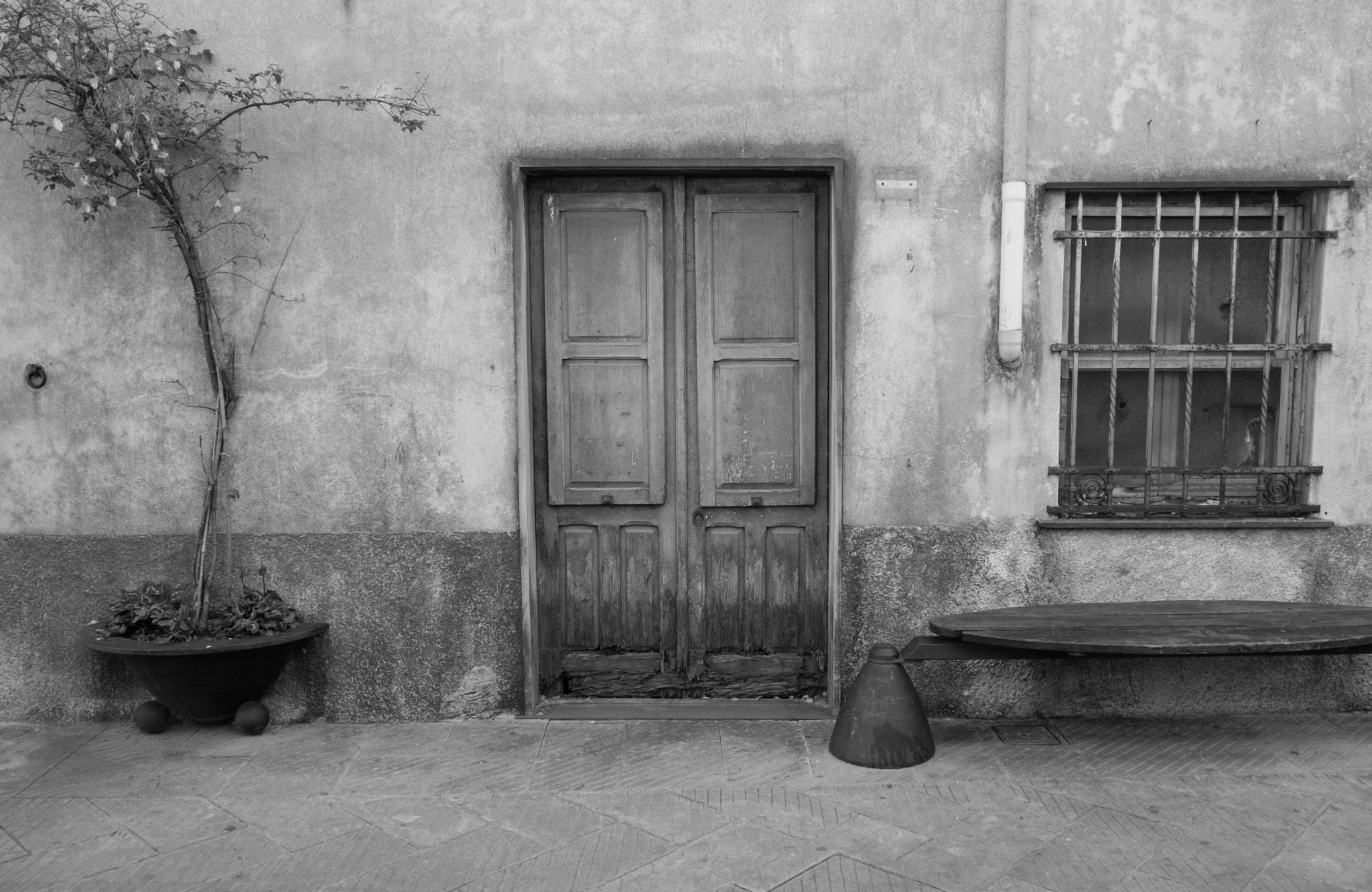carrugio ligure by bcorech