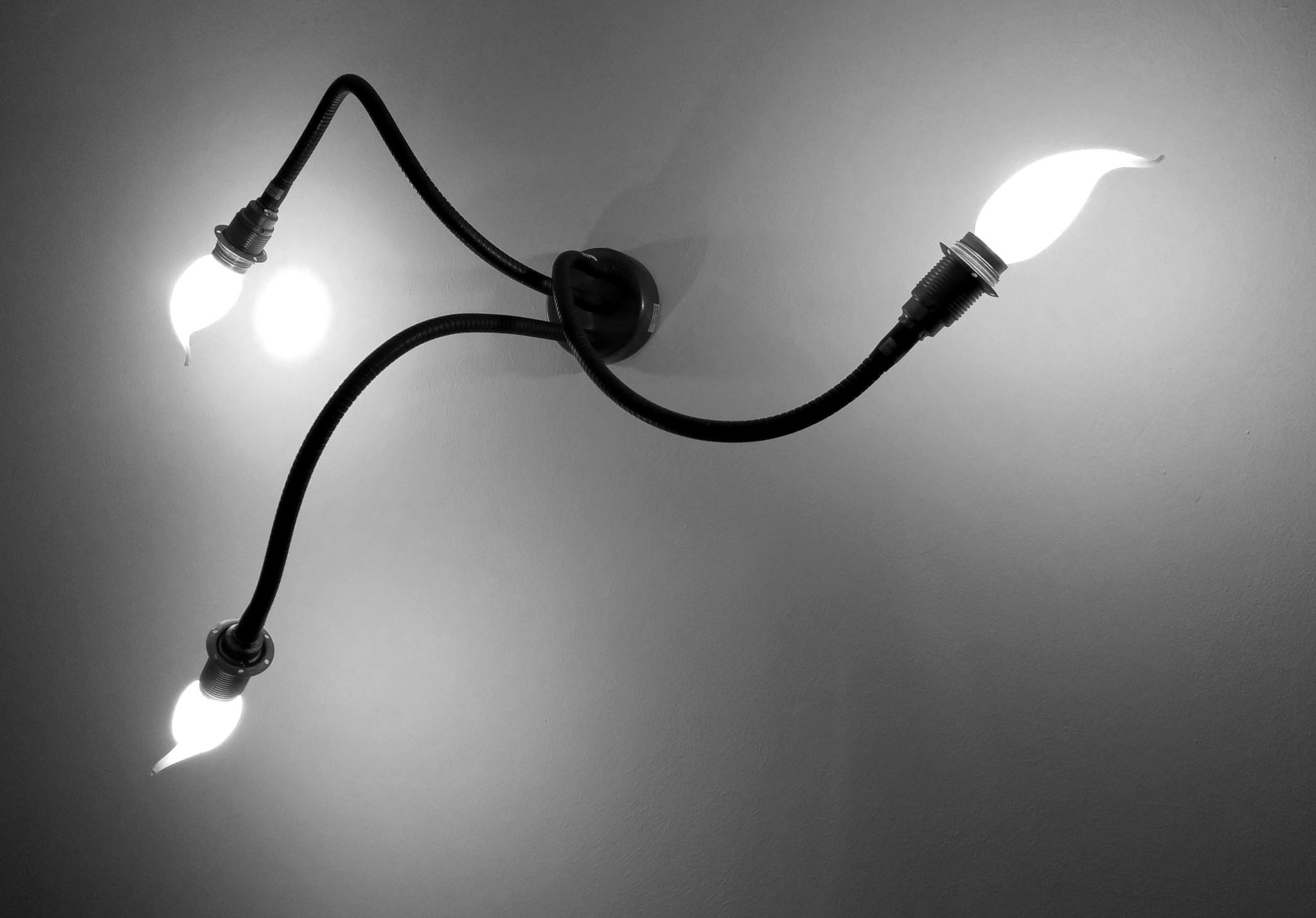 tre luci by bcorech