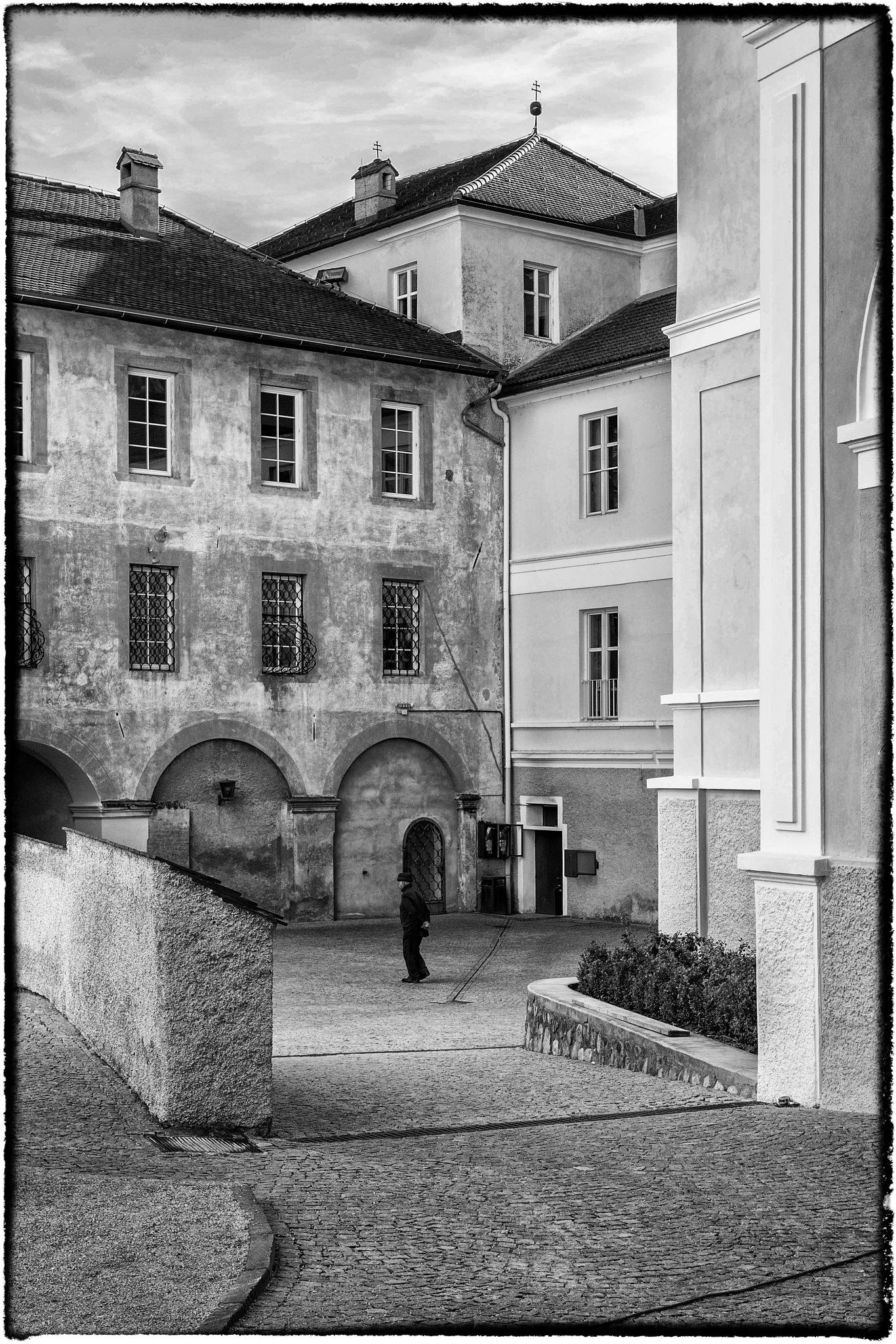 abbazia di novacella, Alto Adige by bcorech