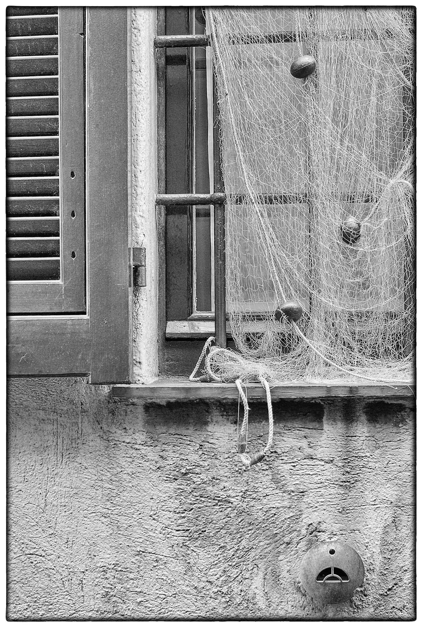 la finestra del pescatore by bcorech