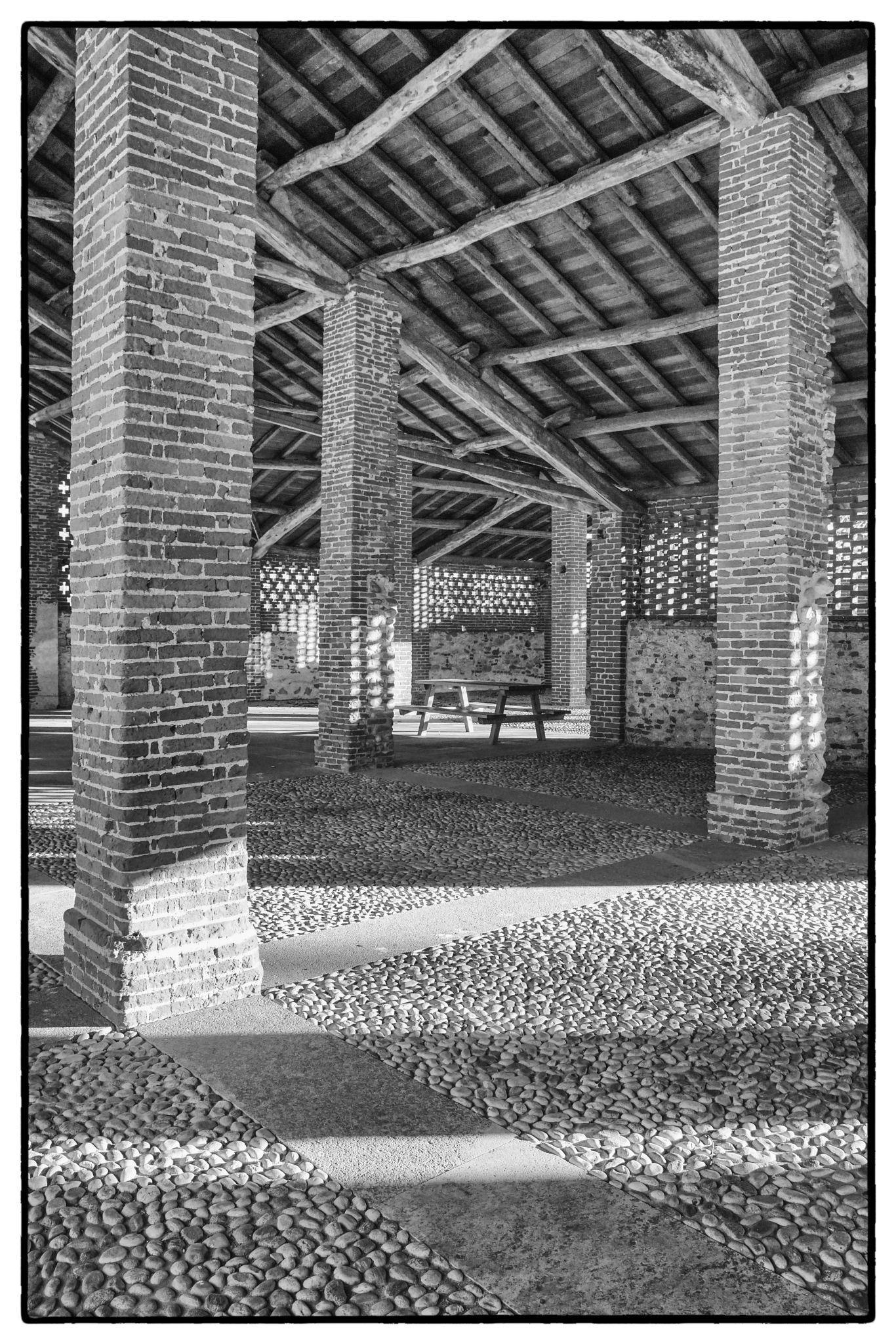portico agricolo by bcorech