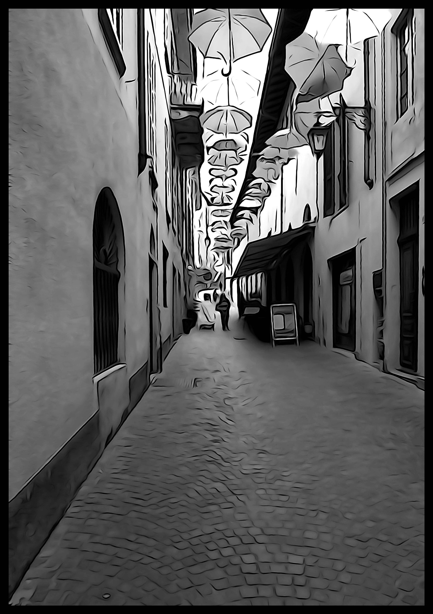vicolo, arona by bcorech