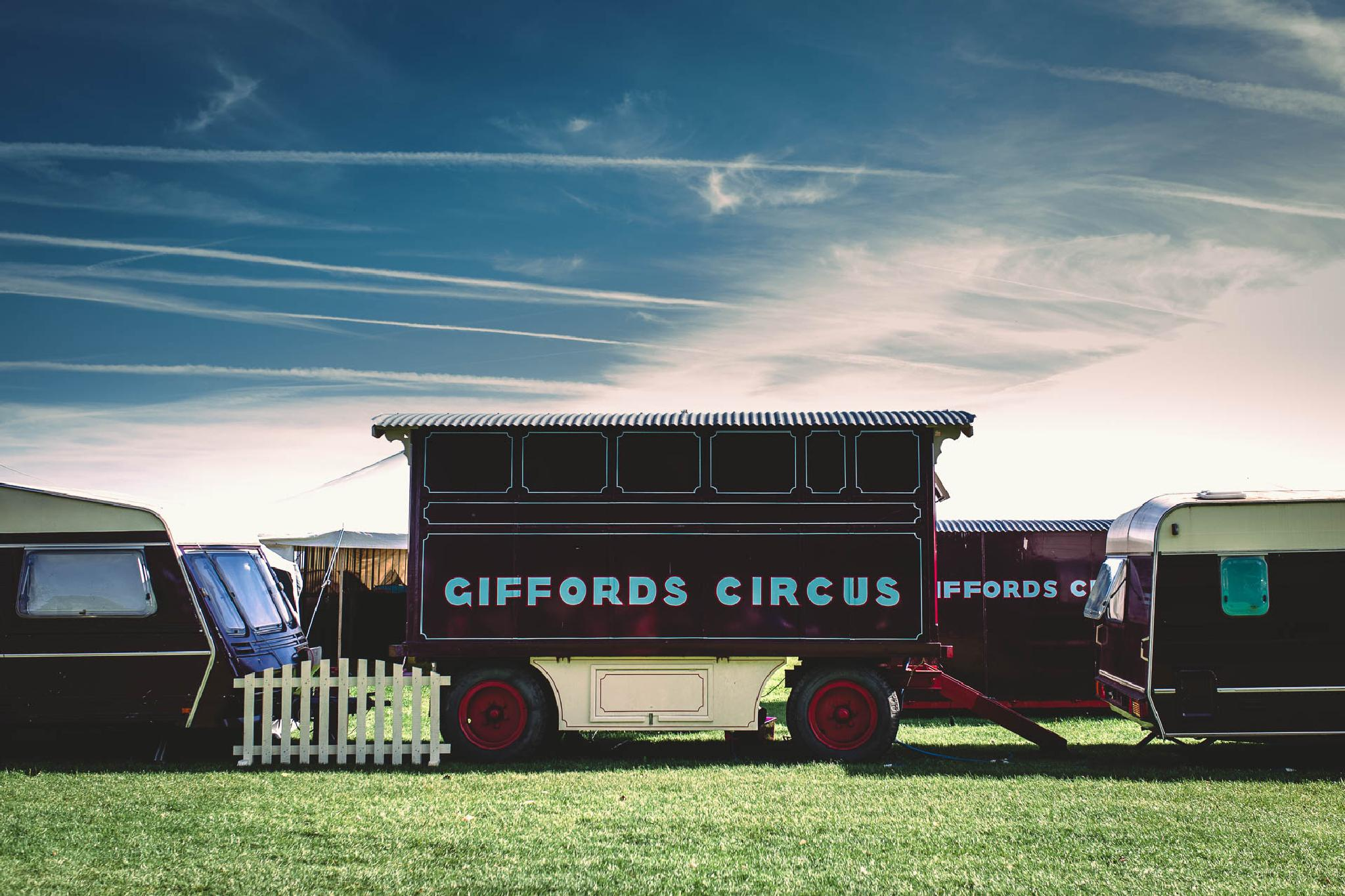 Gifford Circus Wagon by the.corpy