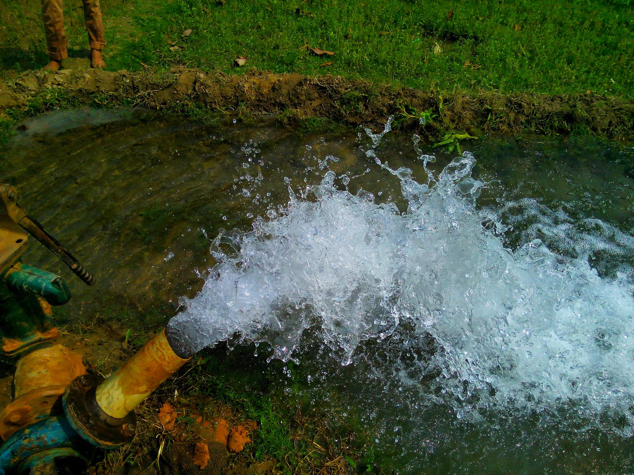 Water Pamp by TN Hoque