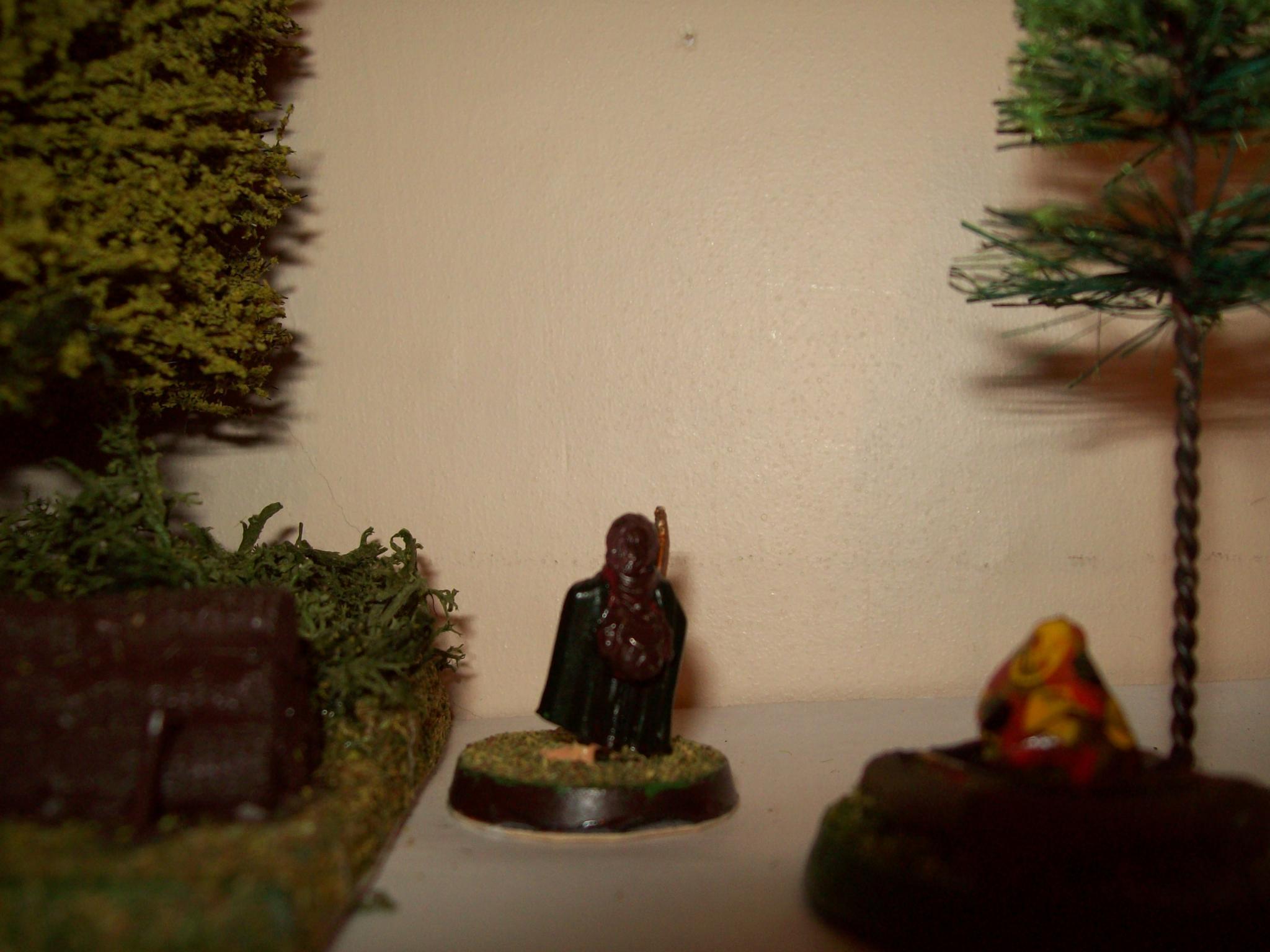 Frodo 2 by Paul Richardson