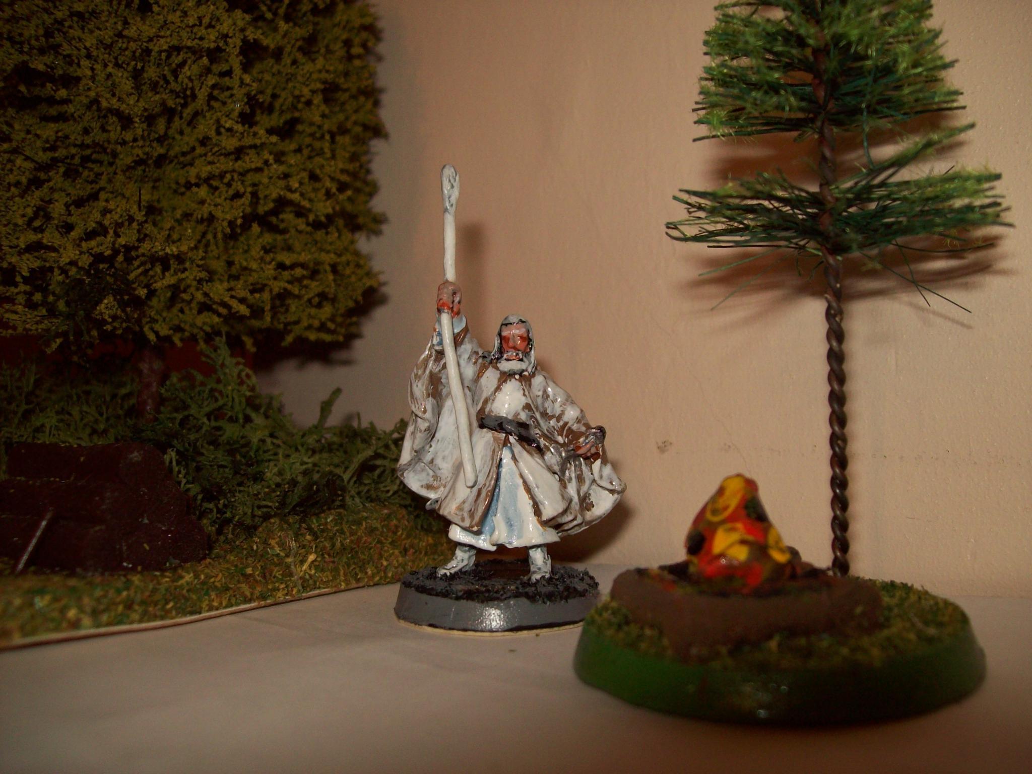 Gandalf 1 by Paul Richardson