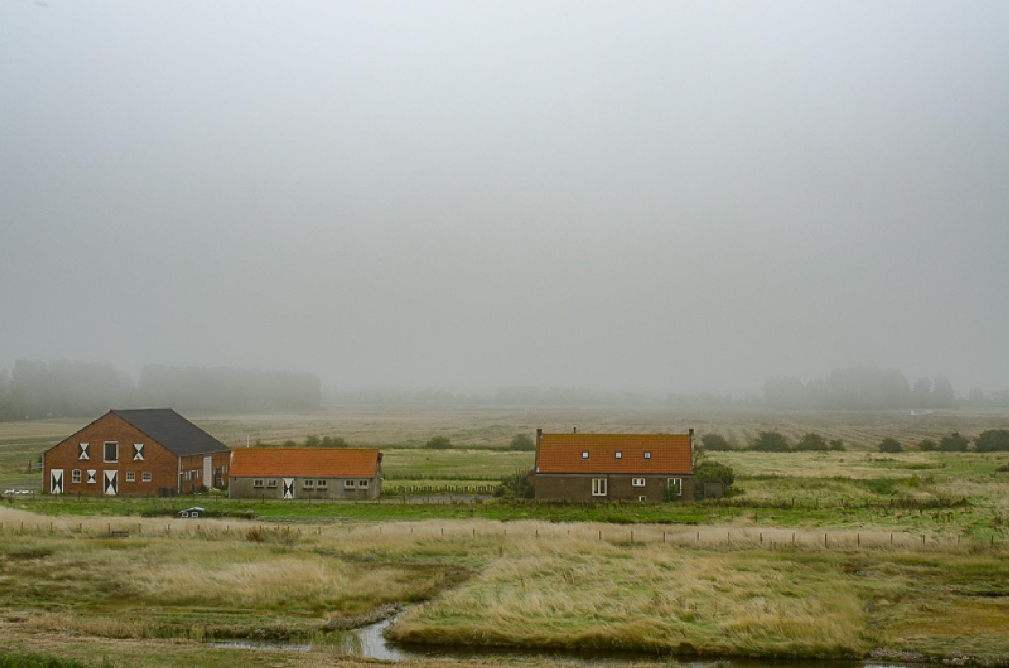 Dutch Farmhouse by exptown