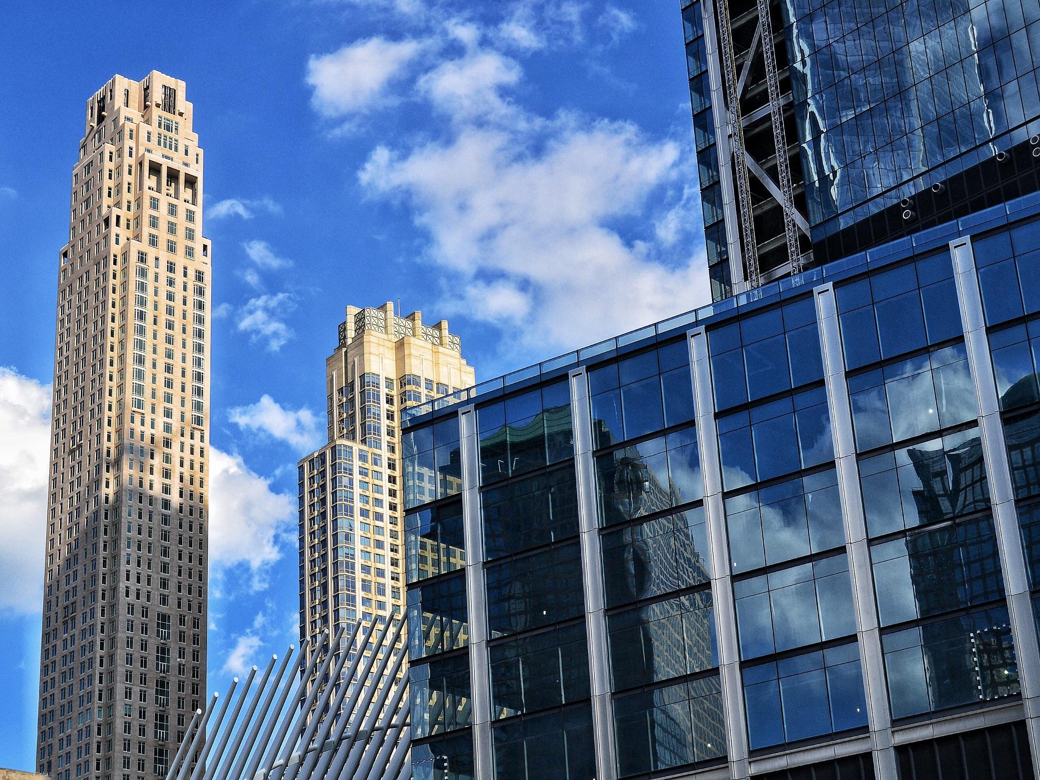 In New York by Christian Jerhov