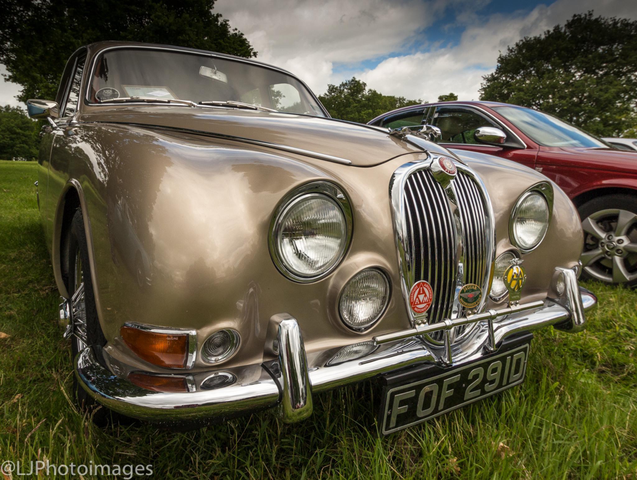 Jaguar S Type by Classic Cars & Motors