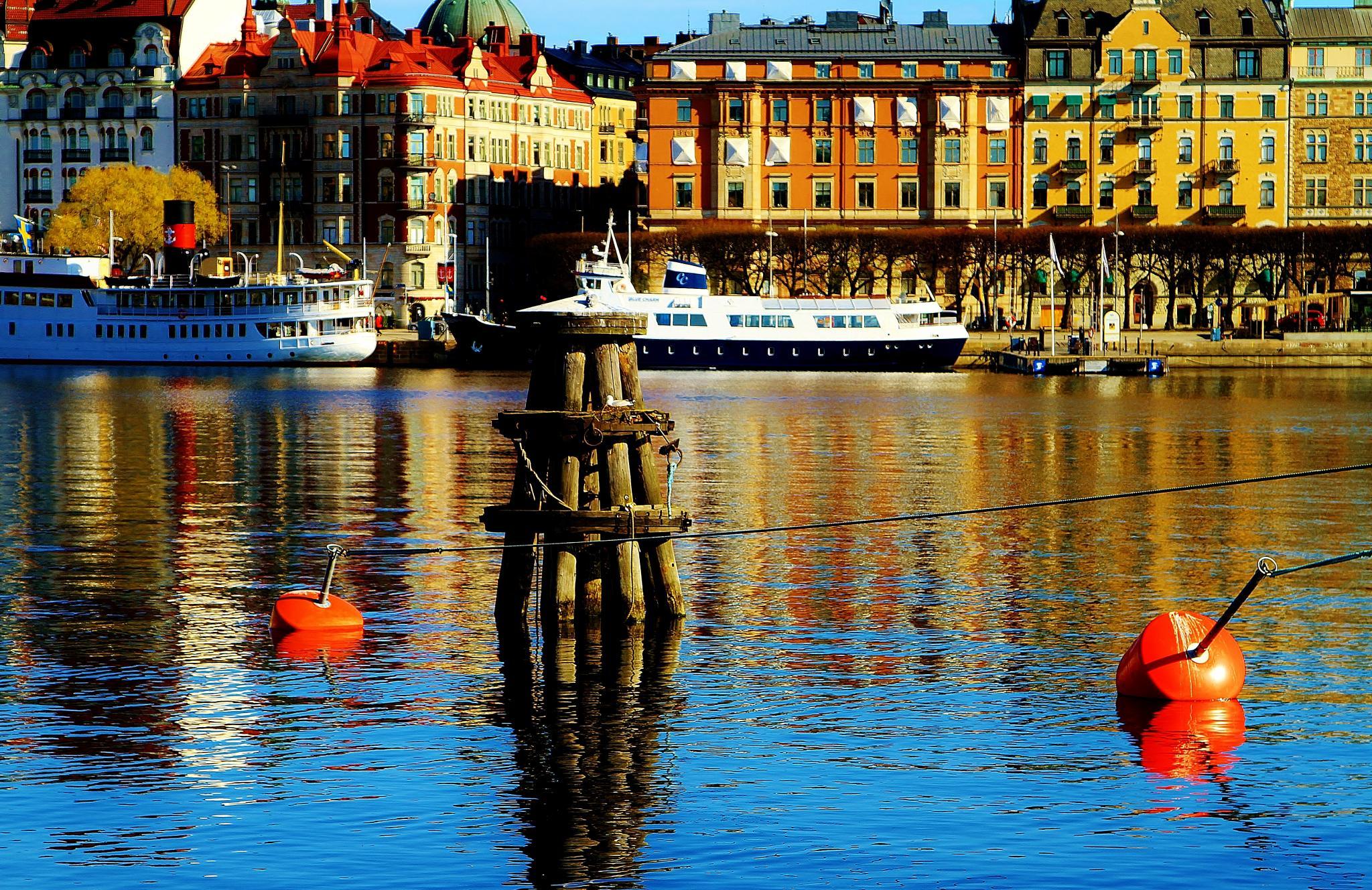 Stockholm by maxlindholm.54