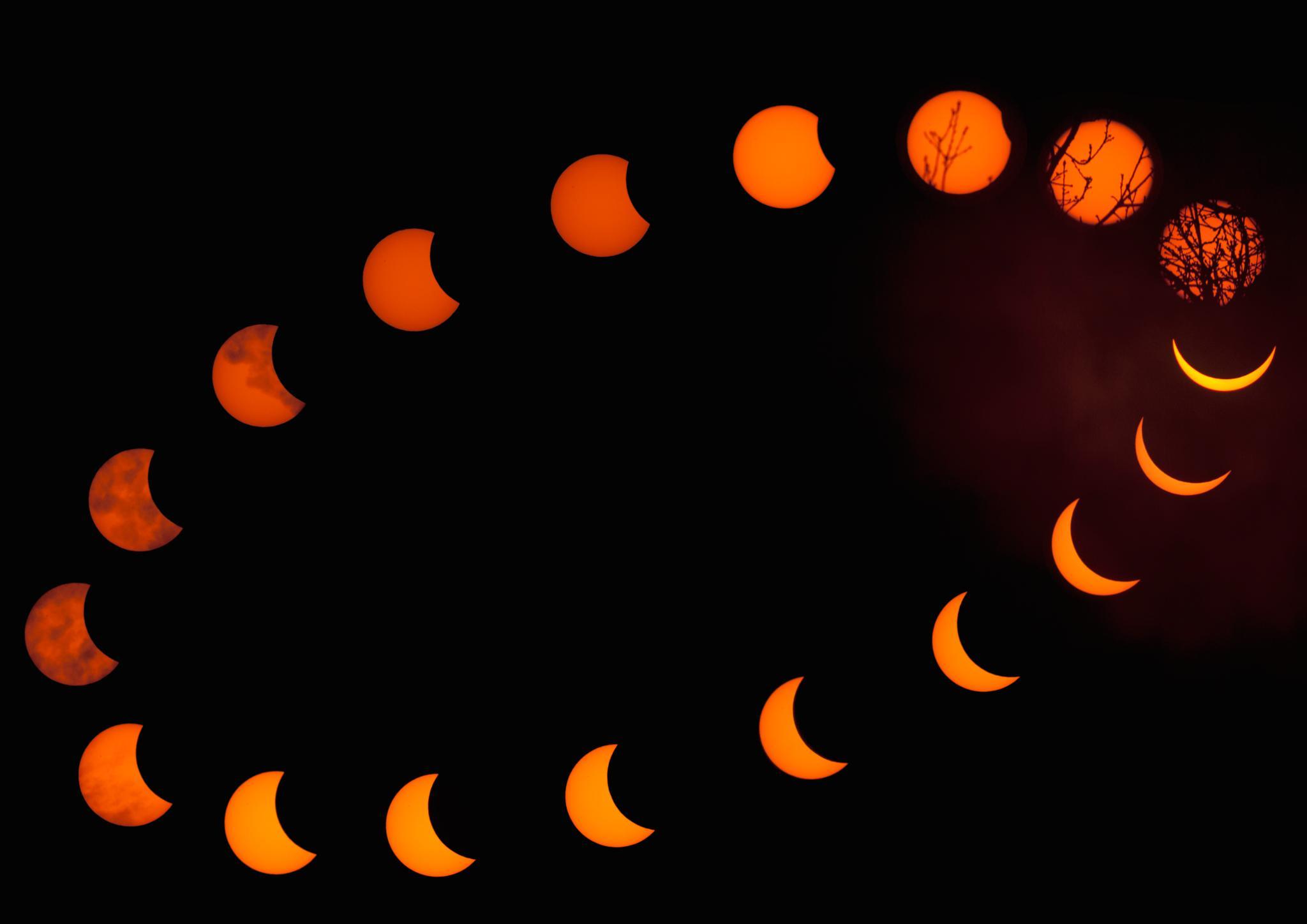 Solar Eclipse March 20th 2015 by Craig Jones