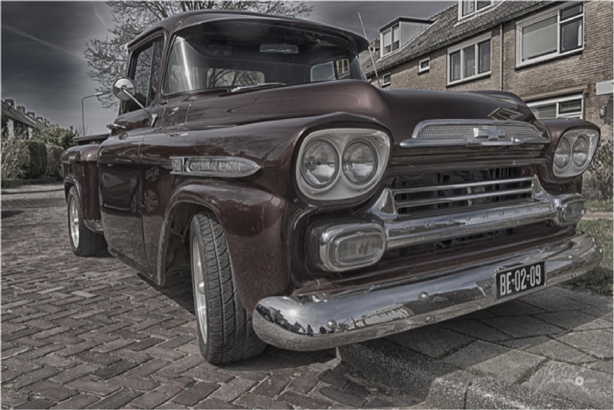 Chevy '59 by hans.adrichem