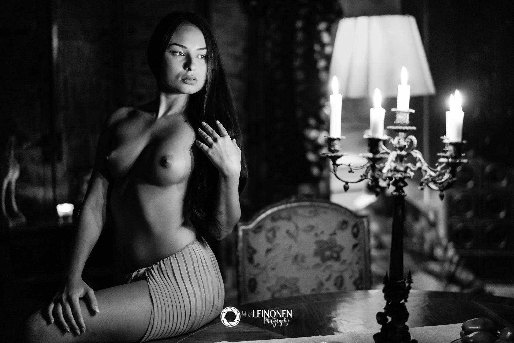Woman / 2018J131 by Mika Leinonen