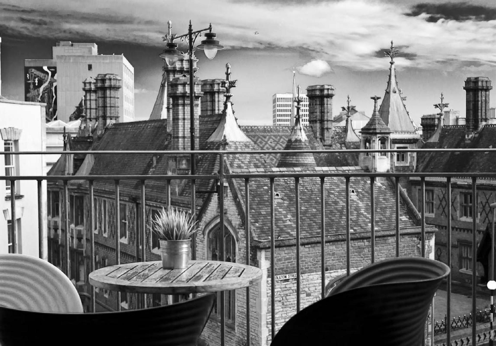 Bristol Rooftops by steve.wanstall