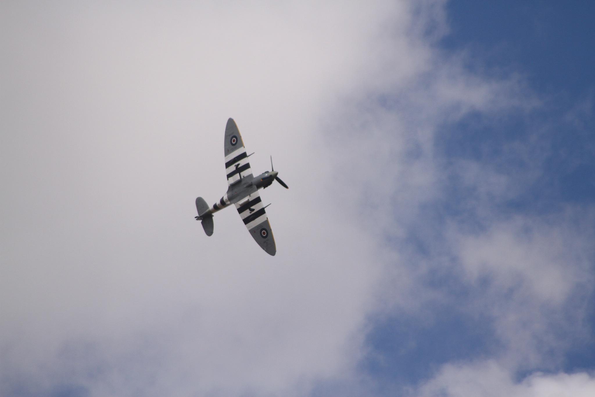 Spitfire! by julian.o.bartram