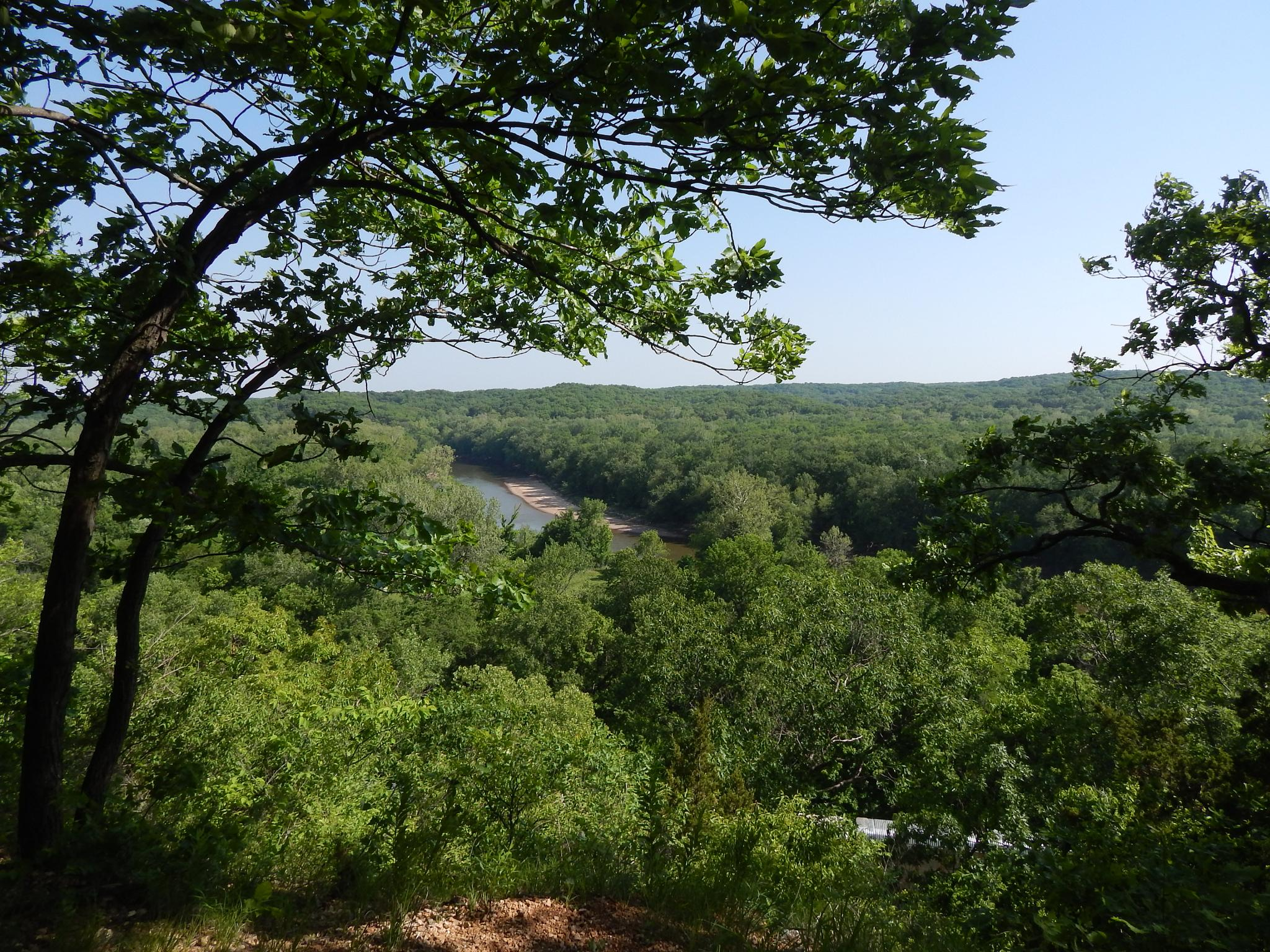 Castlewood State Park by Tracy Sincock