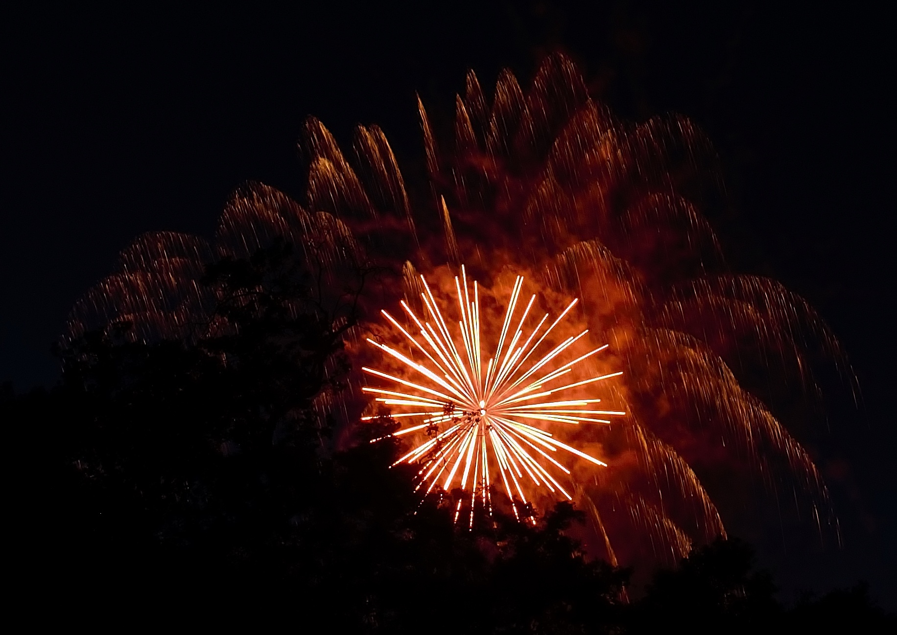 4th of July in Cloverdale by David Amaral