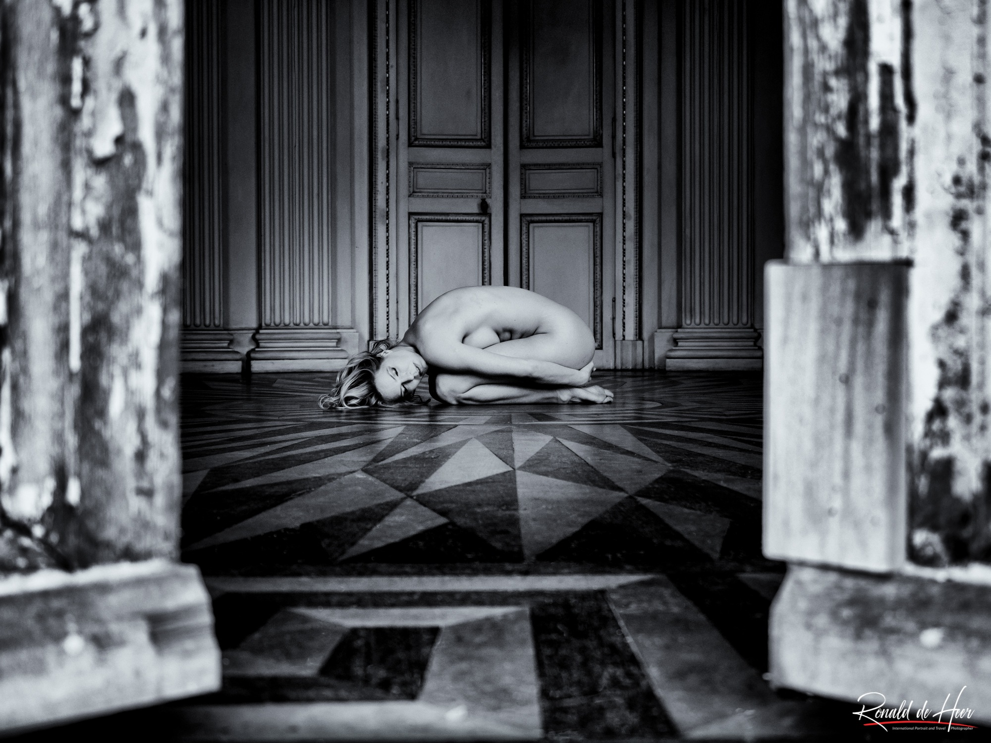 Between the doors by DEHEER PHOTOGRAPHY
