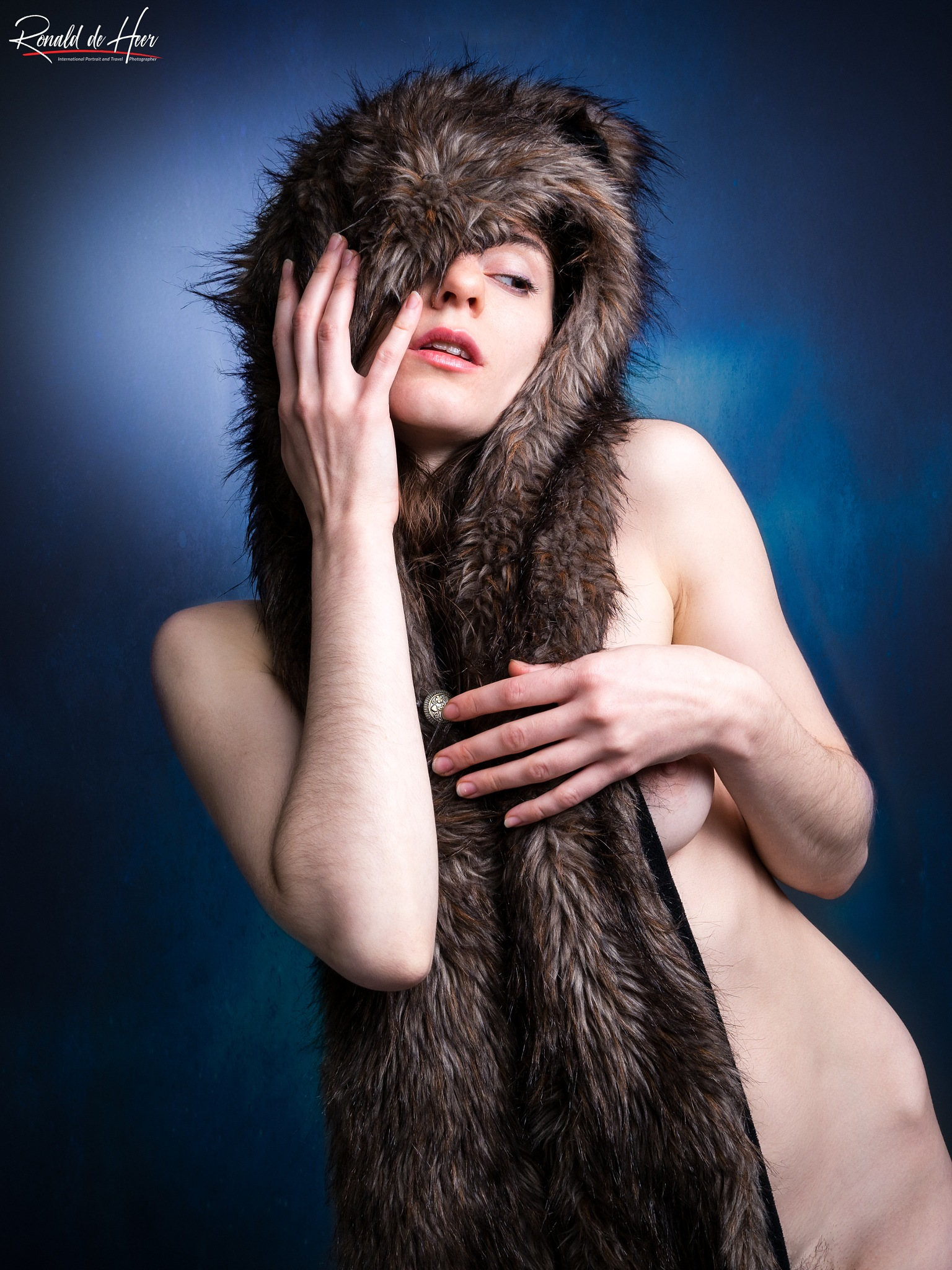 I have a Bear inside of me by DEHEER PHOTOGRAPHY