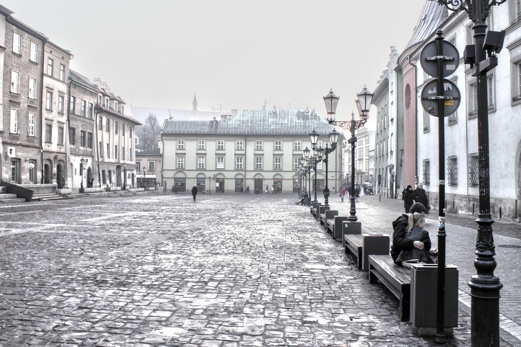 November in Krakow by AvieW
