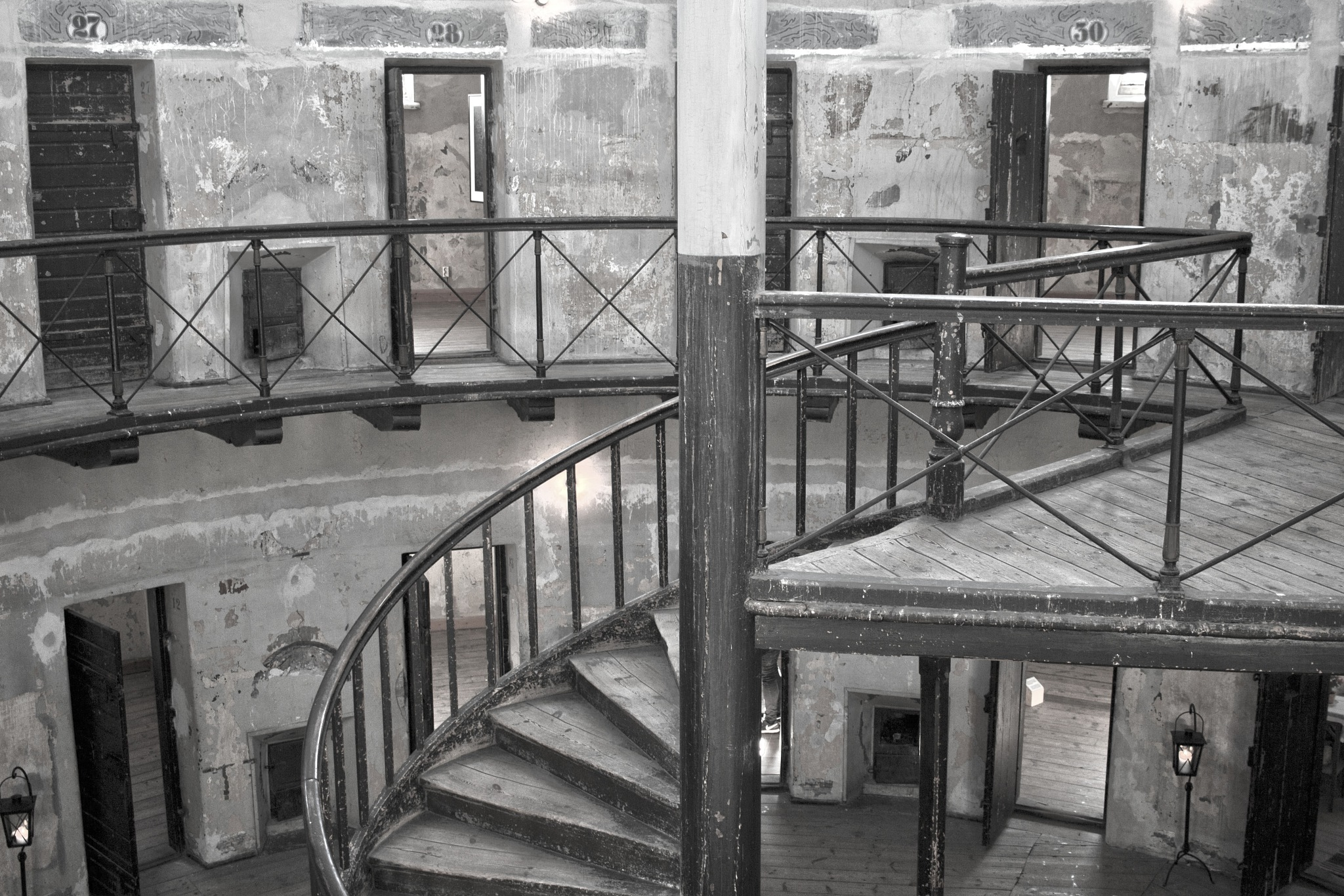 Old prison by AvieW