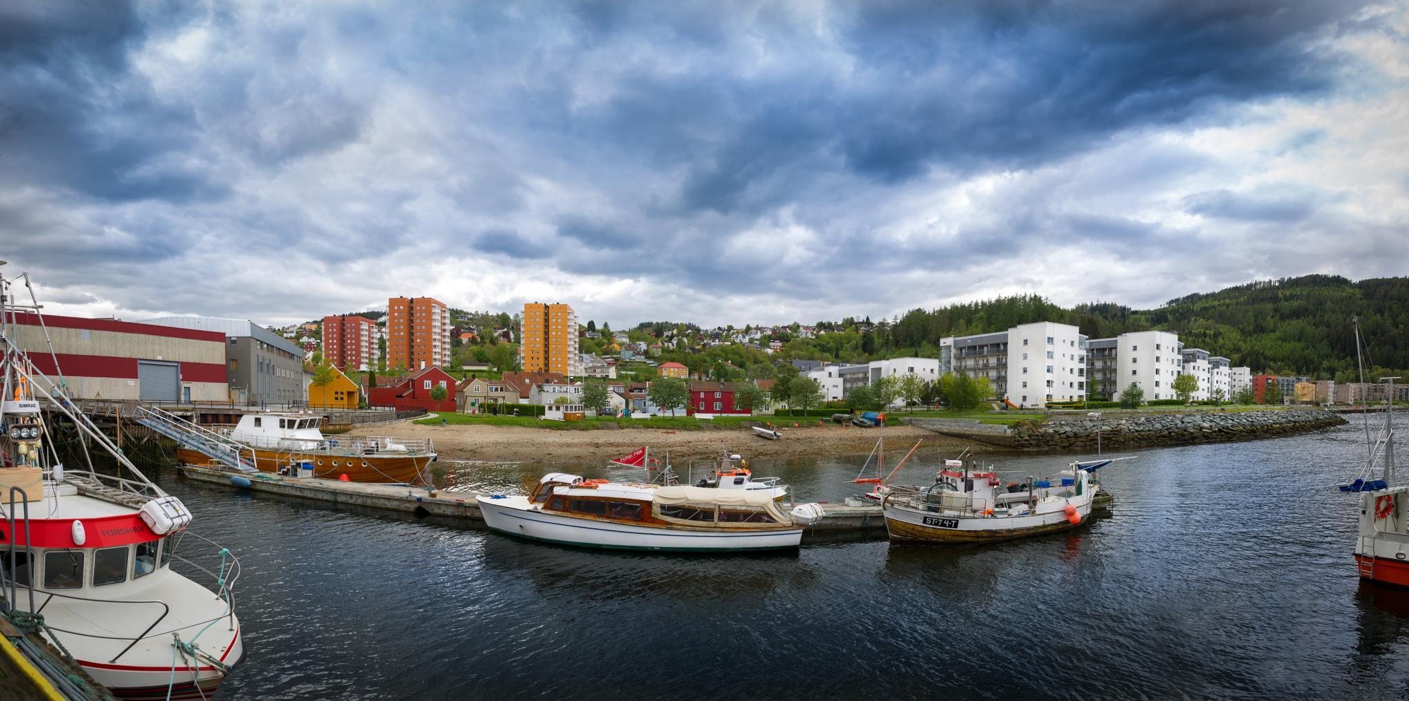Ila, Trondheim by robertmagnussen