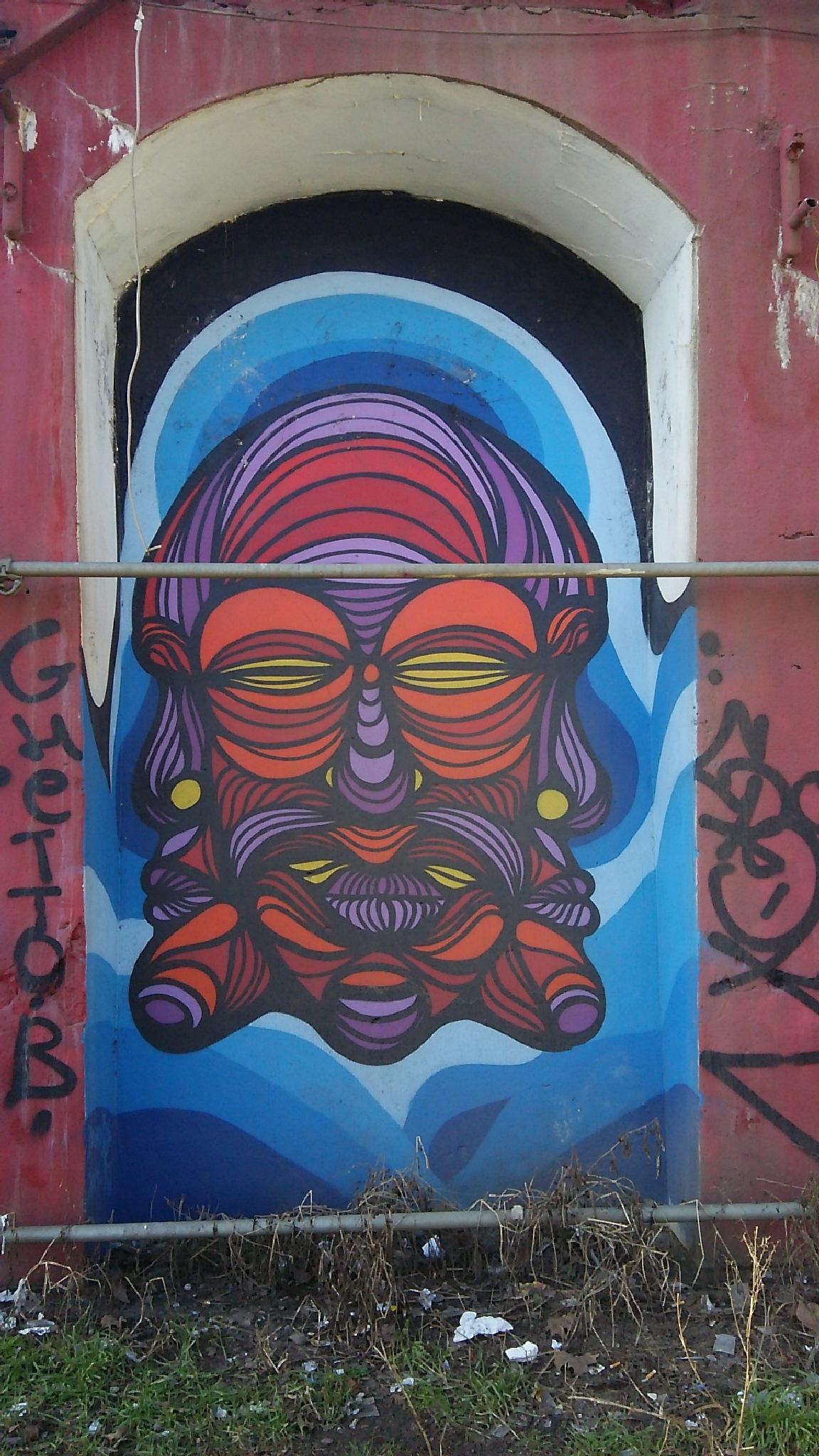 Graffiti Art by Graffiti