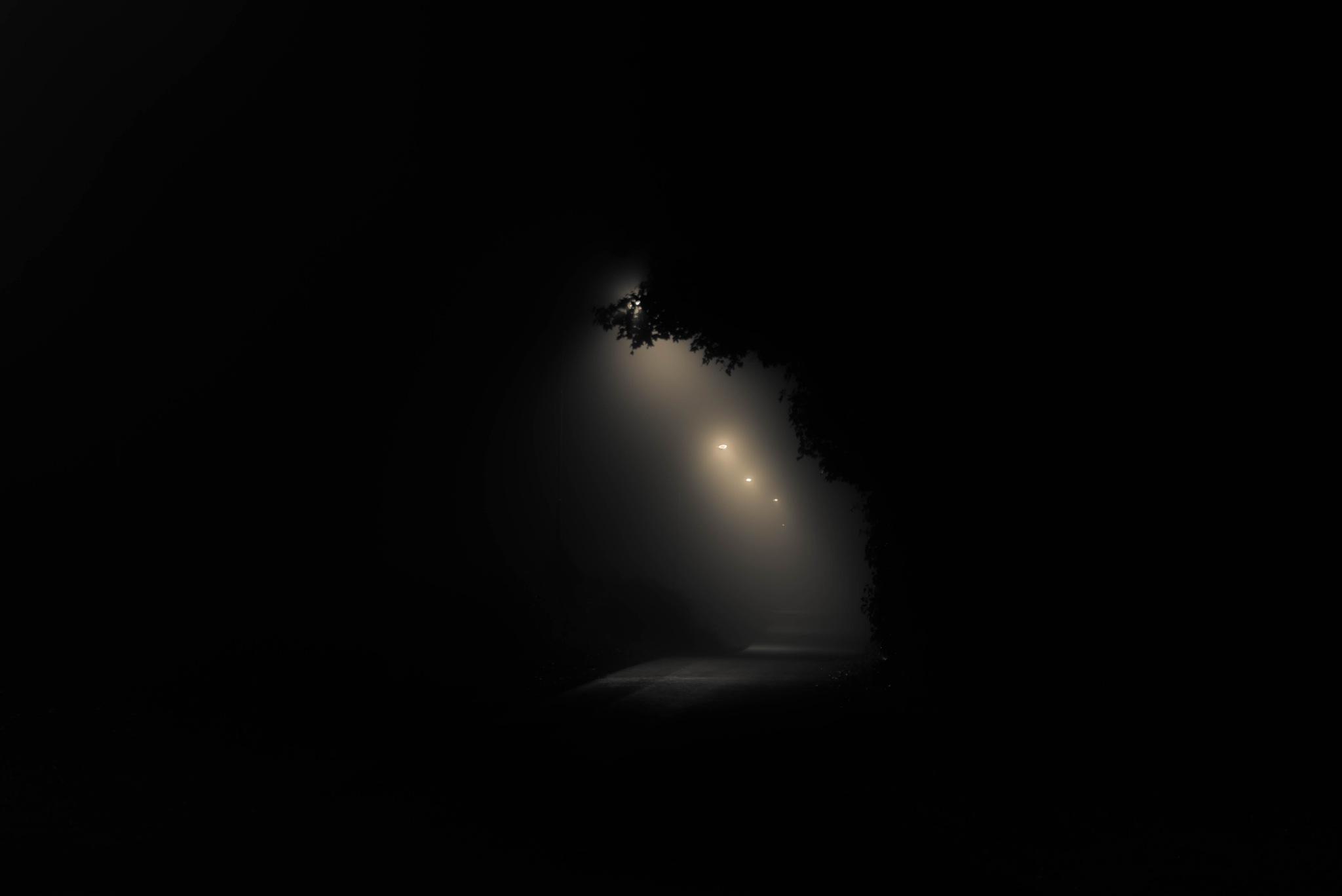 Dark night by kapten.sjoskum