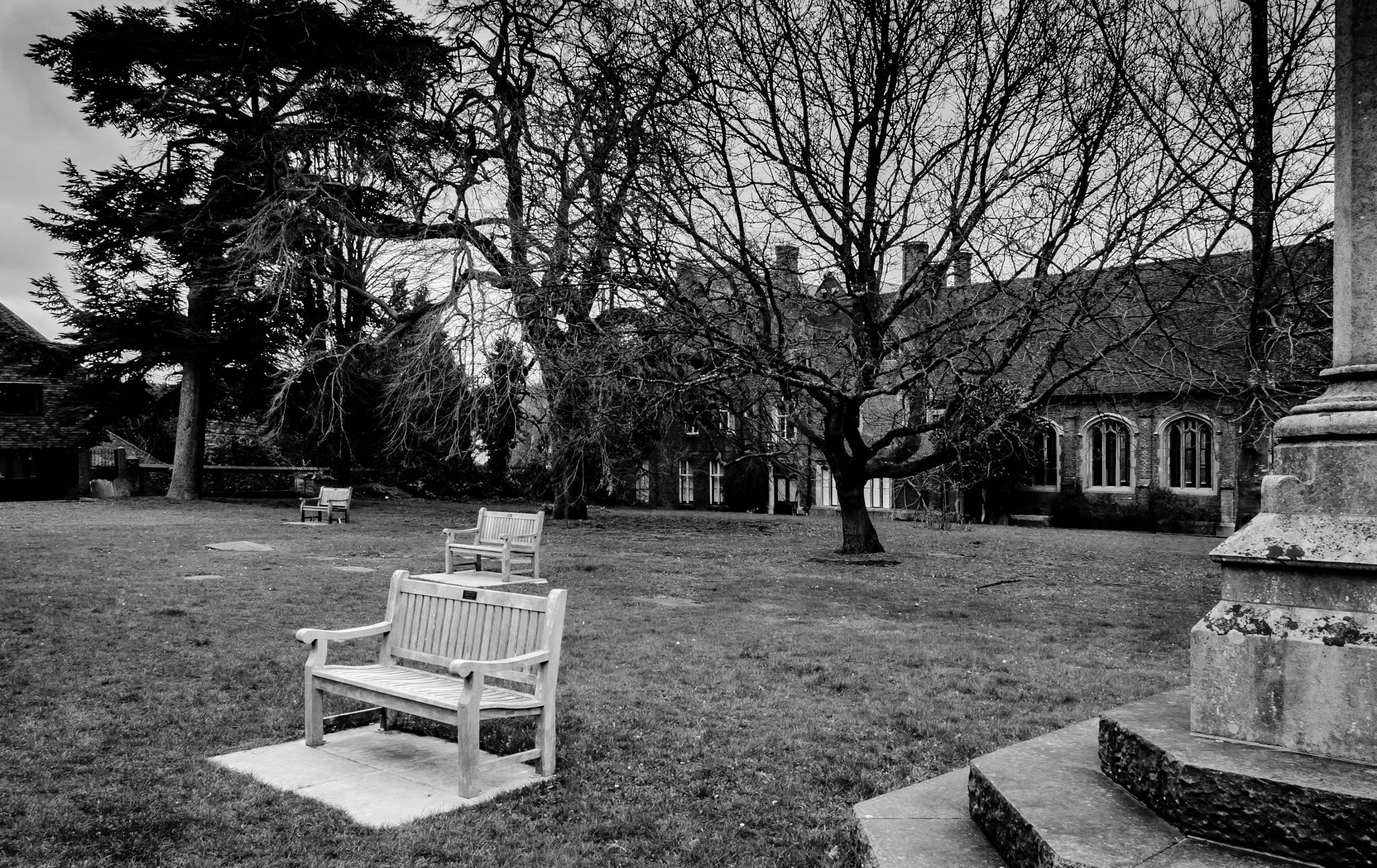 Vacant chairs... by Colin.W.F.Smith