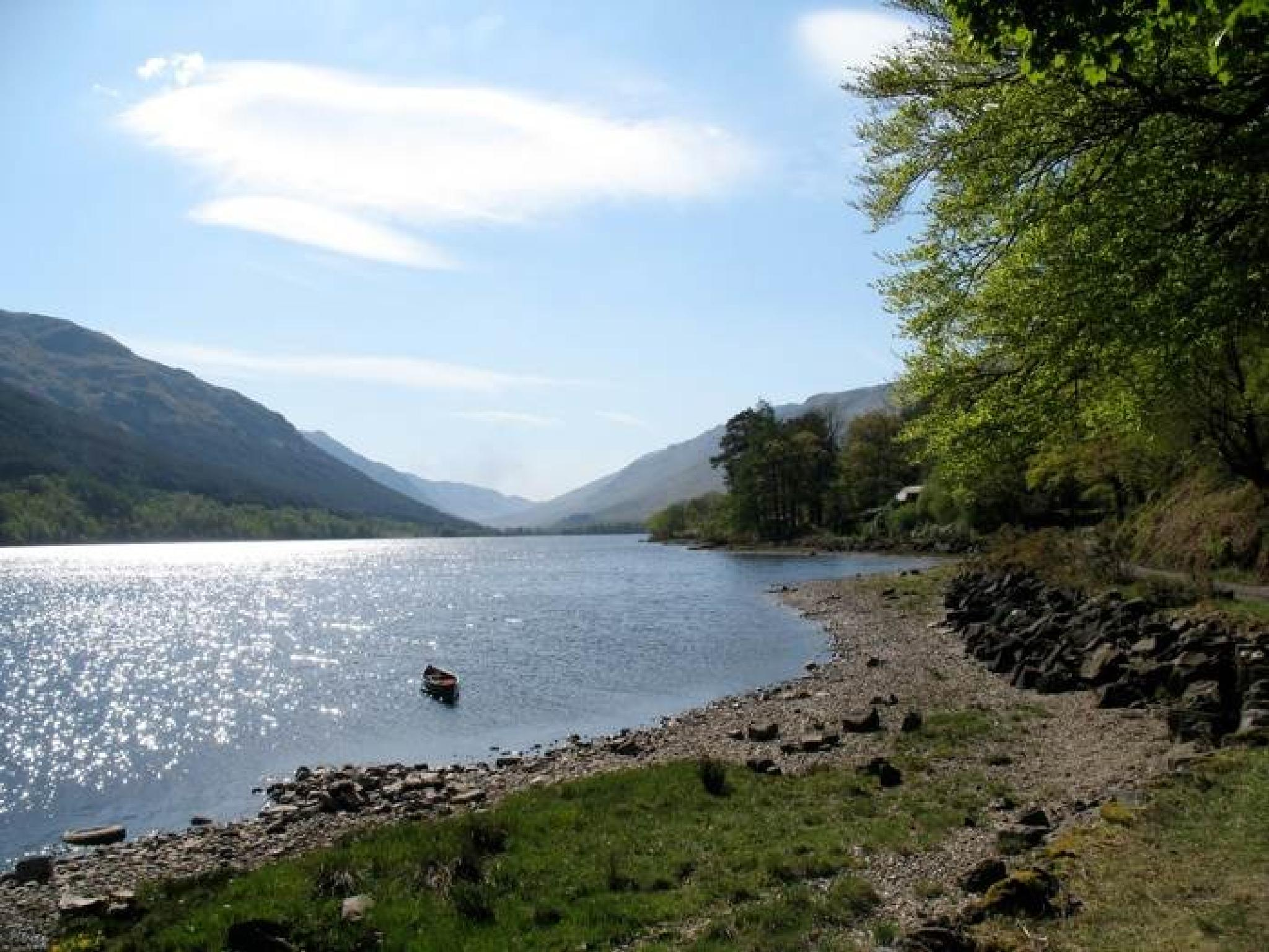 Perthshire, Scotland by riddelljane