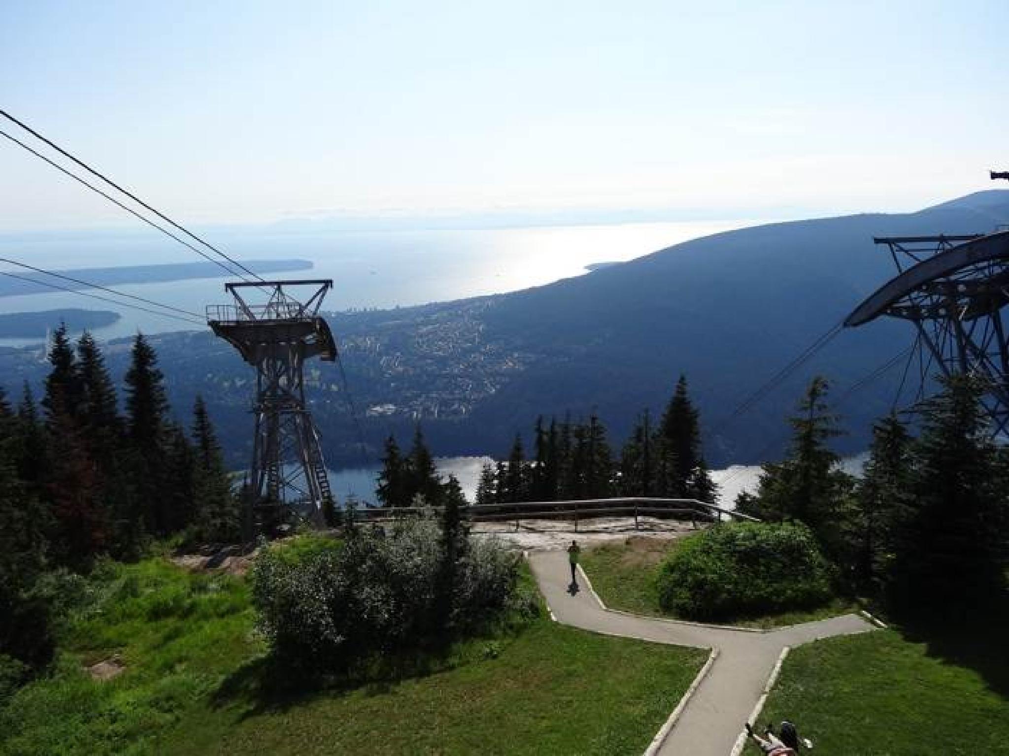 Grouse Mountain, British Columbia, Canada by riddelljane