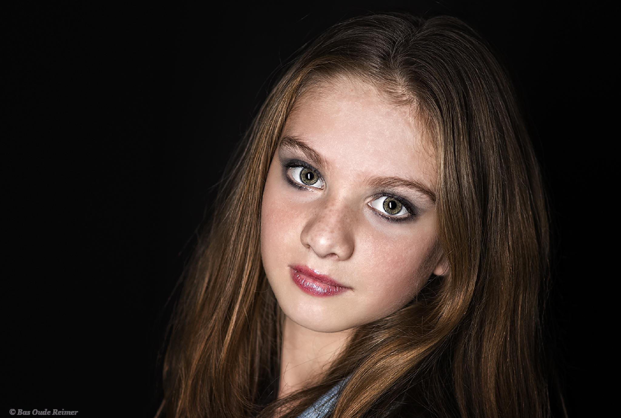 Photo in Portrait #headshot #girl #lowkey #fun