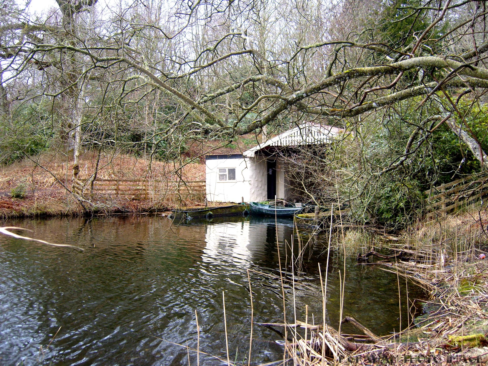 boat house by peter.graham.31