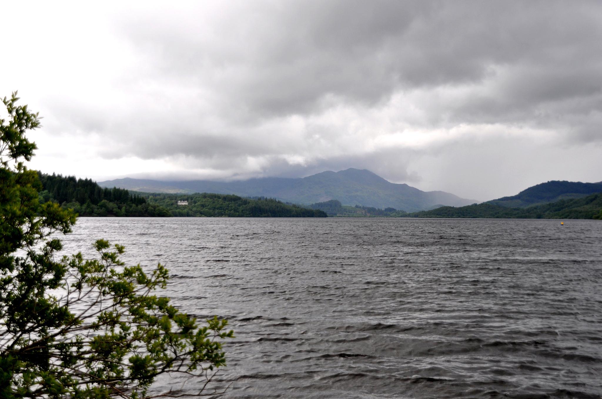 Loch Venachar by peter.graham.31