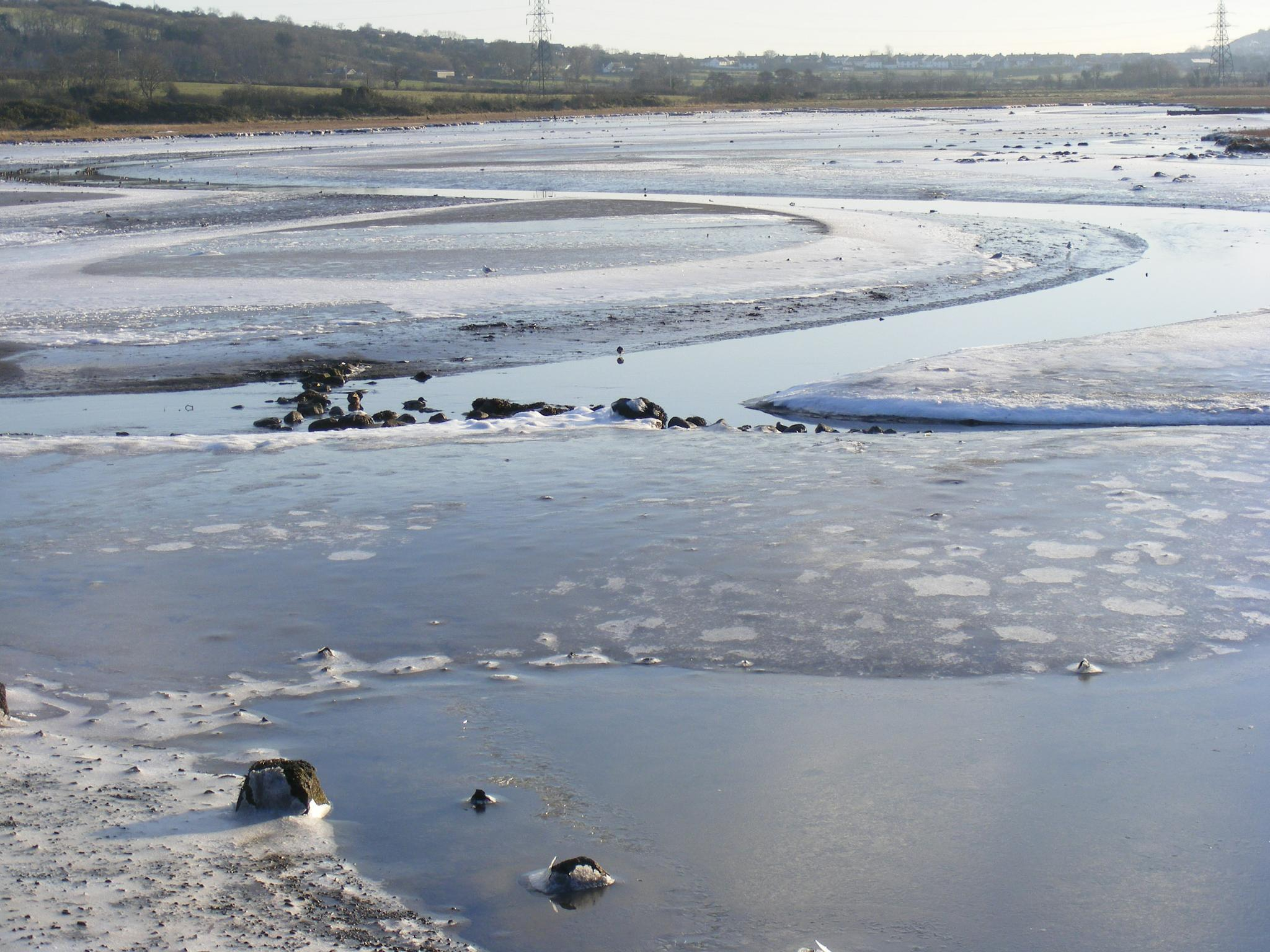 Freezing mud flats by andy.morrow.315