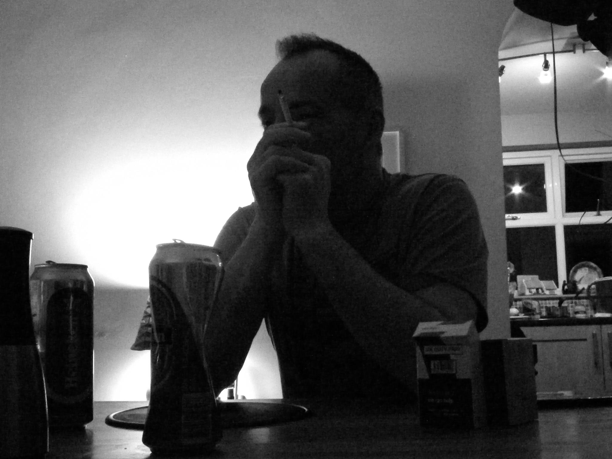 Ted, Fags and Beer by andy.morrow.315
