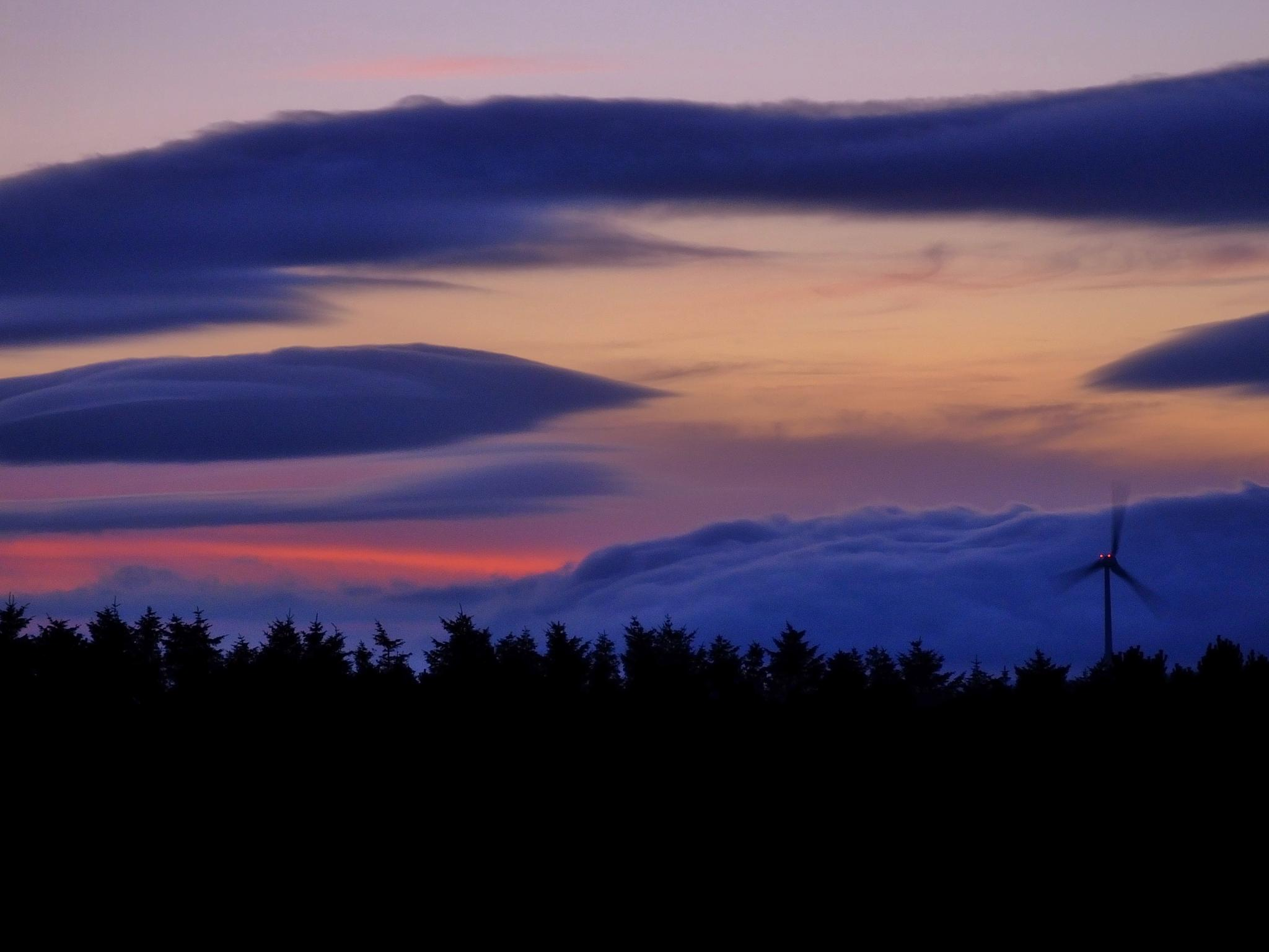 Windmill silhouette by andy.morrow.315