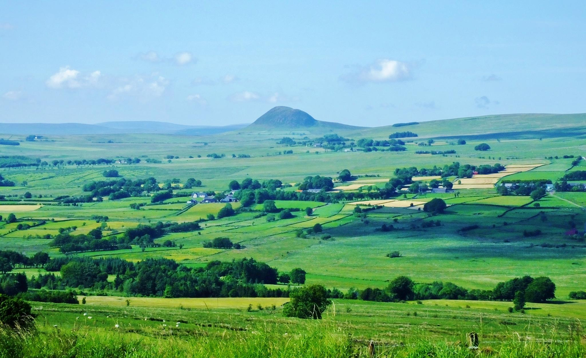 Slemish, St Patricks Mountain by andy.morrow.315