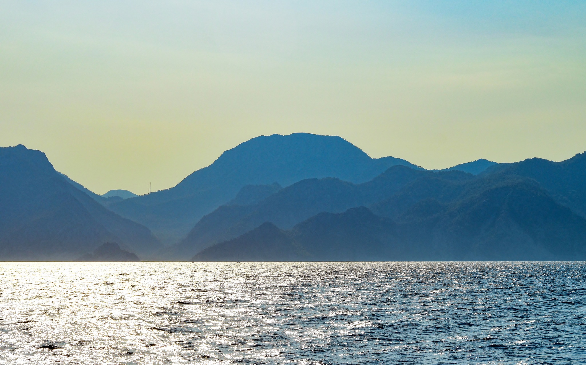 Coast South of Marmaris by andy.morrow.photos