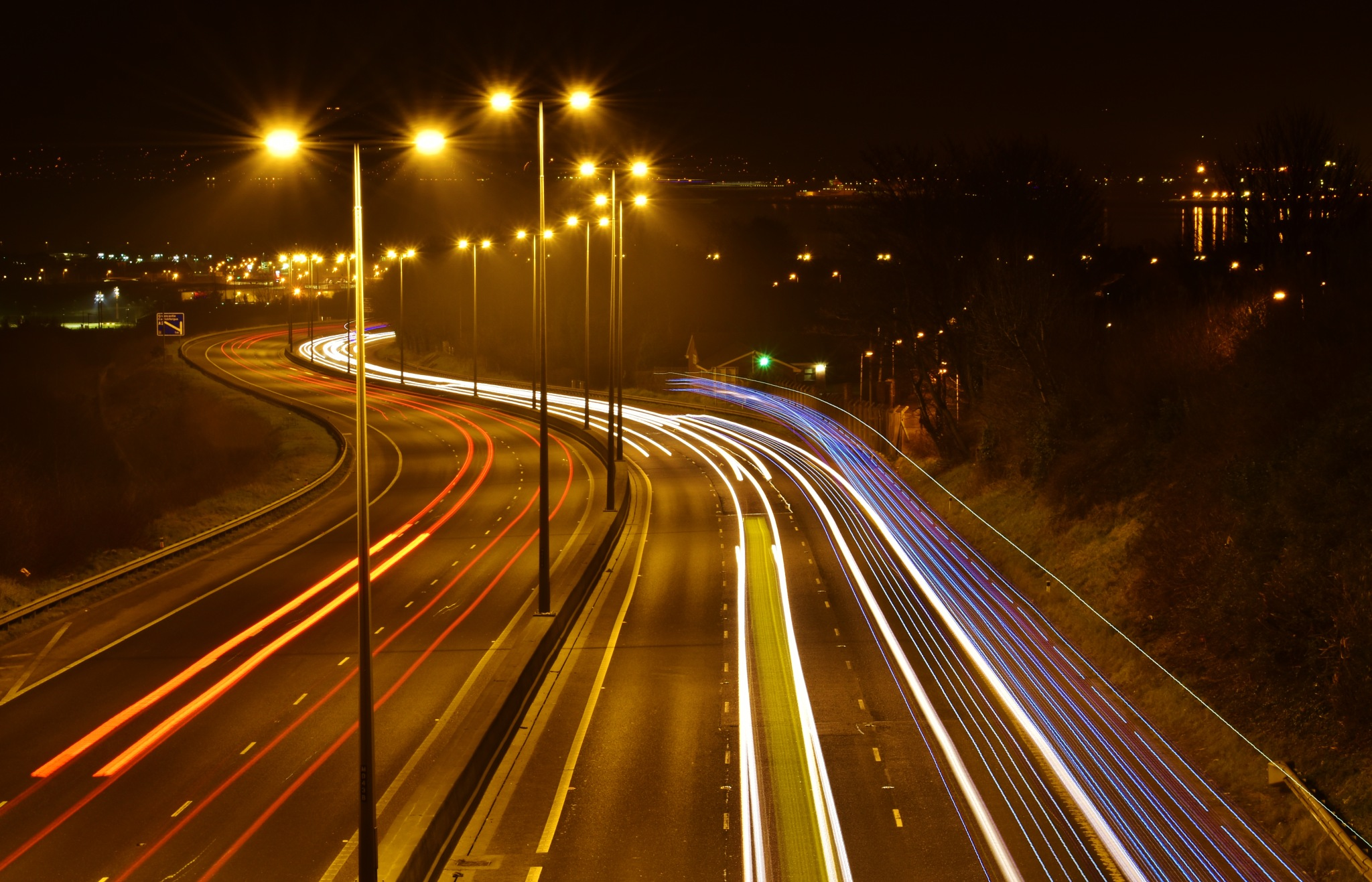 Motorway by andy.morrow.photos